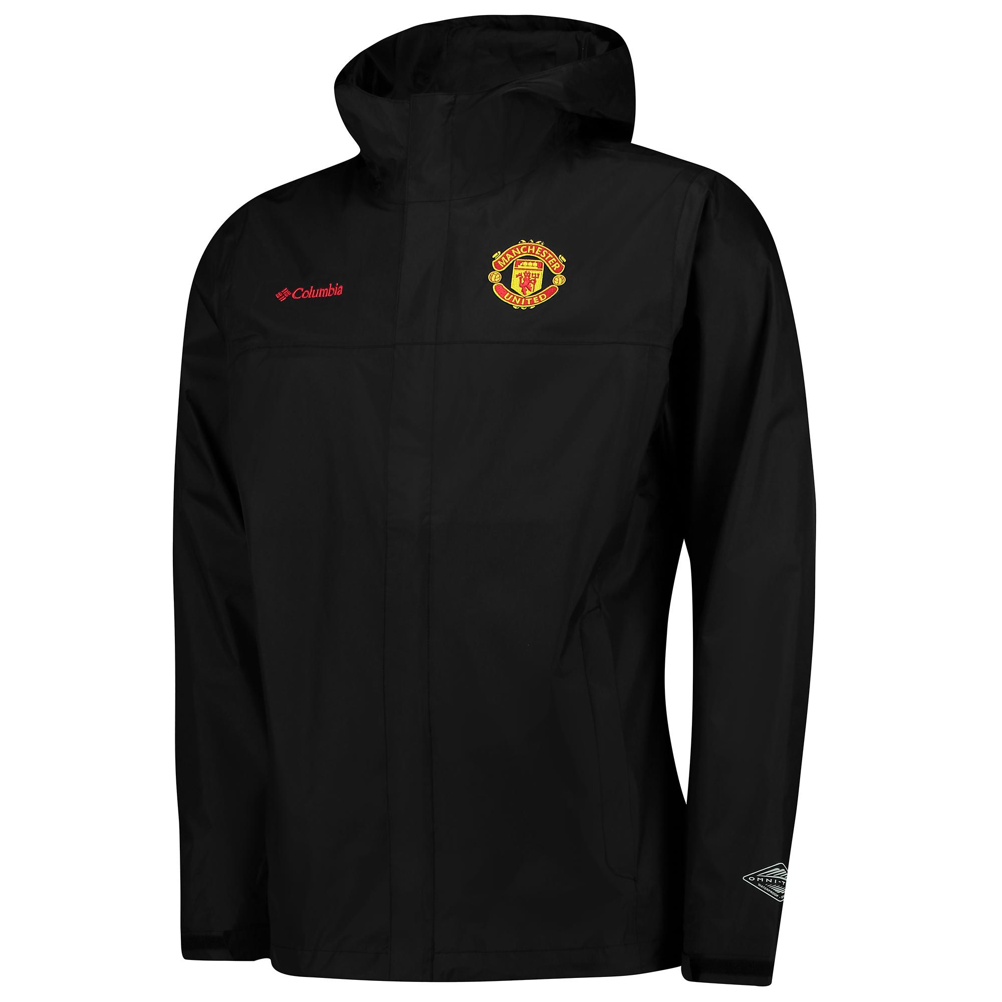 Manchester United Columbia Watertight Jacket - Black - Mens