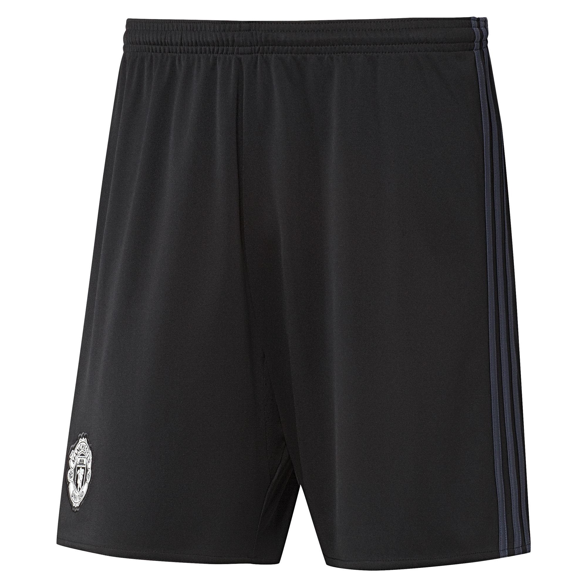 Manchester United Home Goalkeeper Shorts 2017-18 - Kids