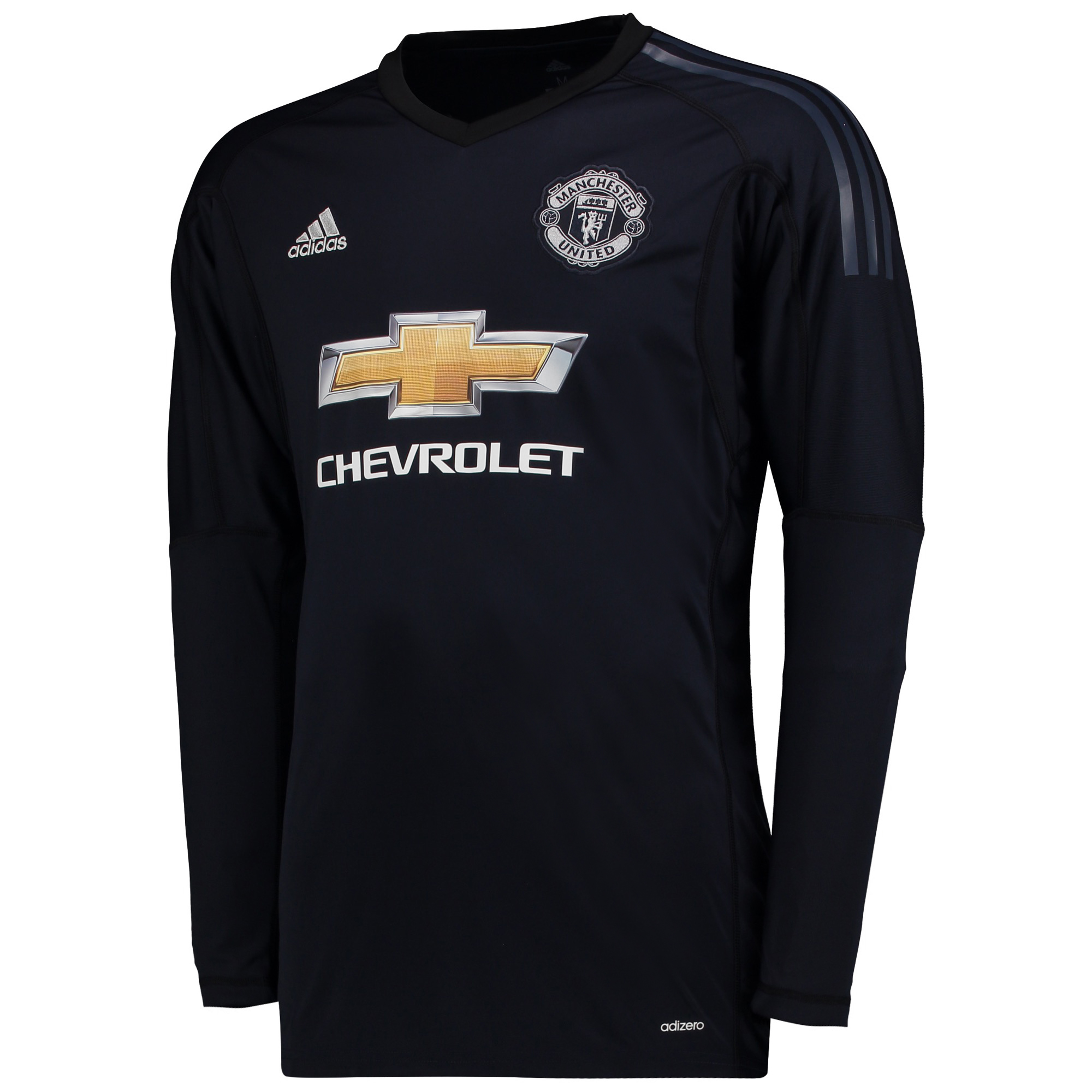 Manchester United Home Goalkeeper Shirt 2017-18 - Kids