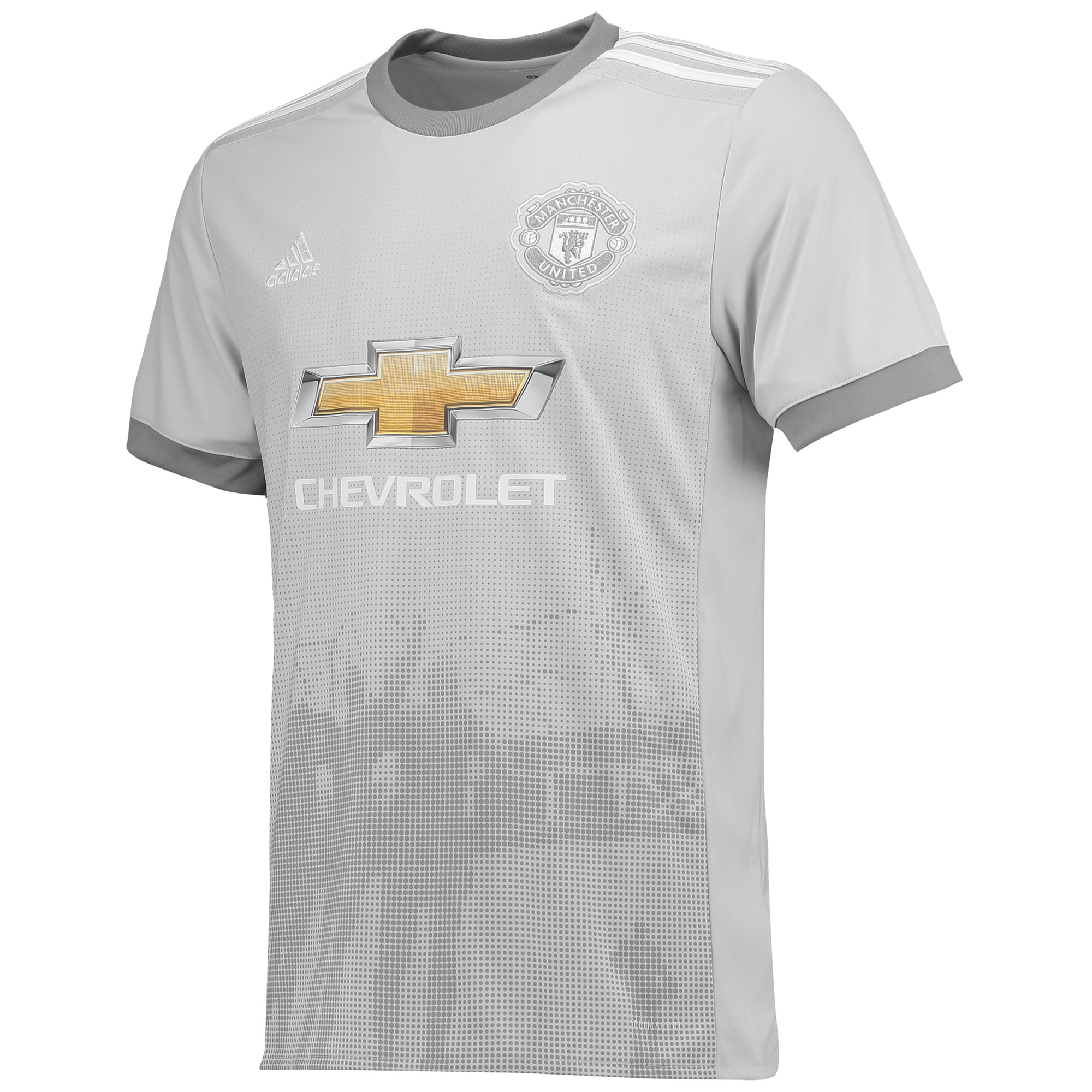 Manchester United Third Shirt 2017-18 - Kids