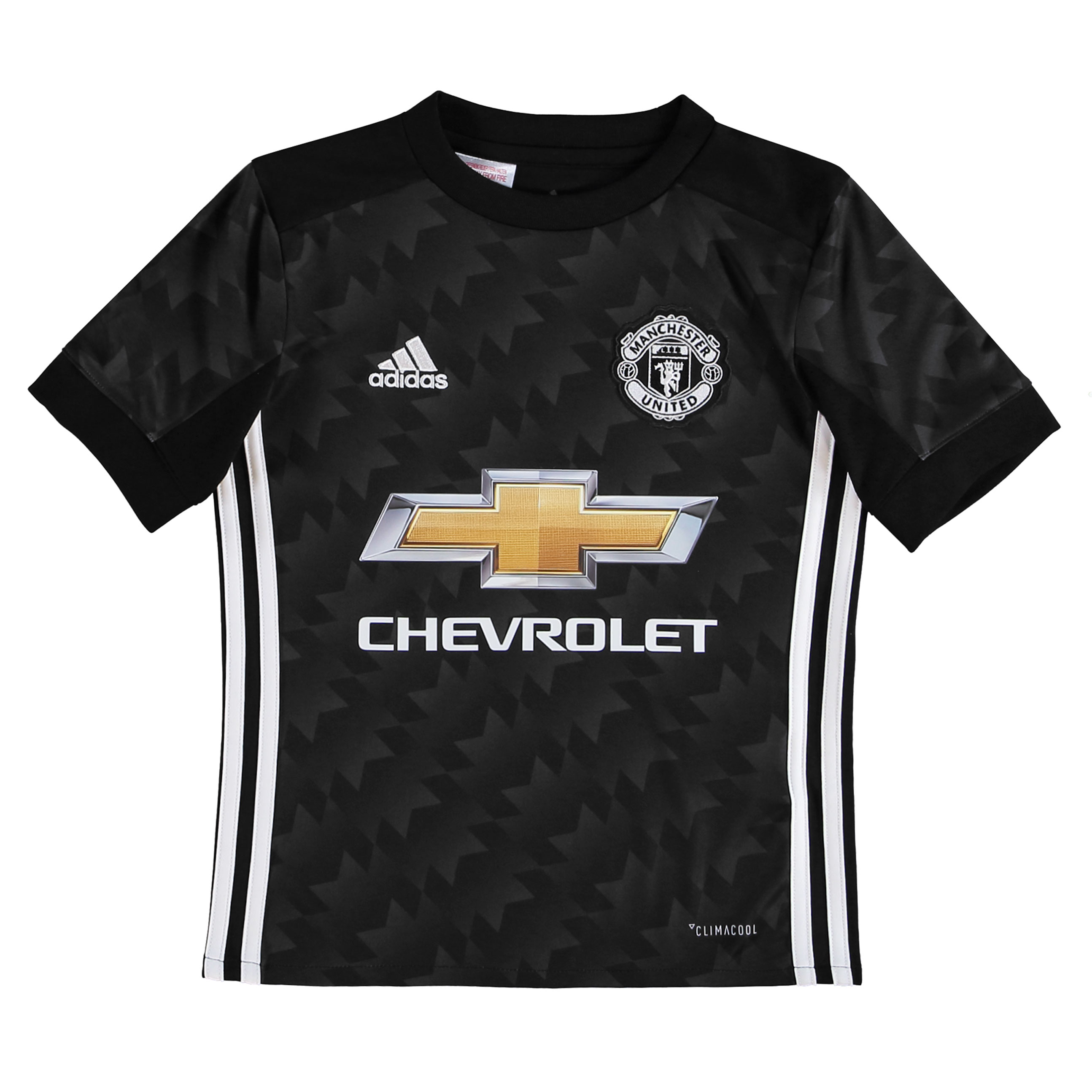 Manchester United Away Shirt 2017-18 - Kids