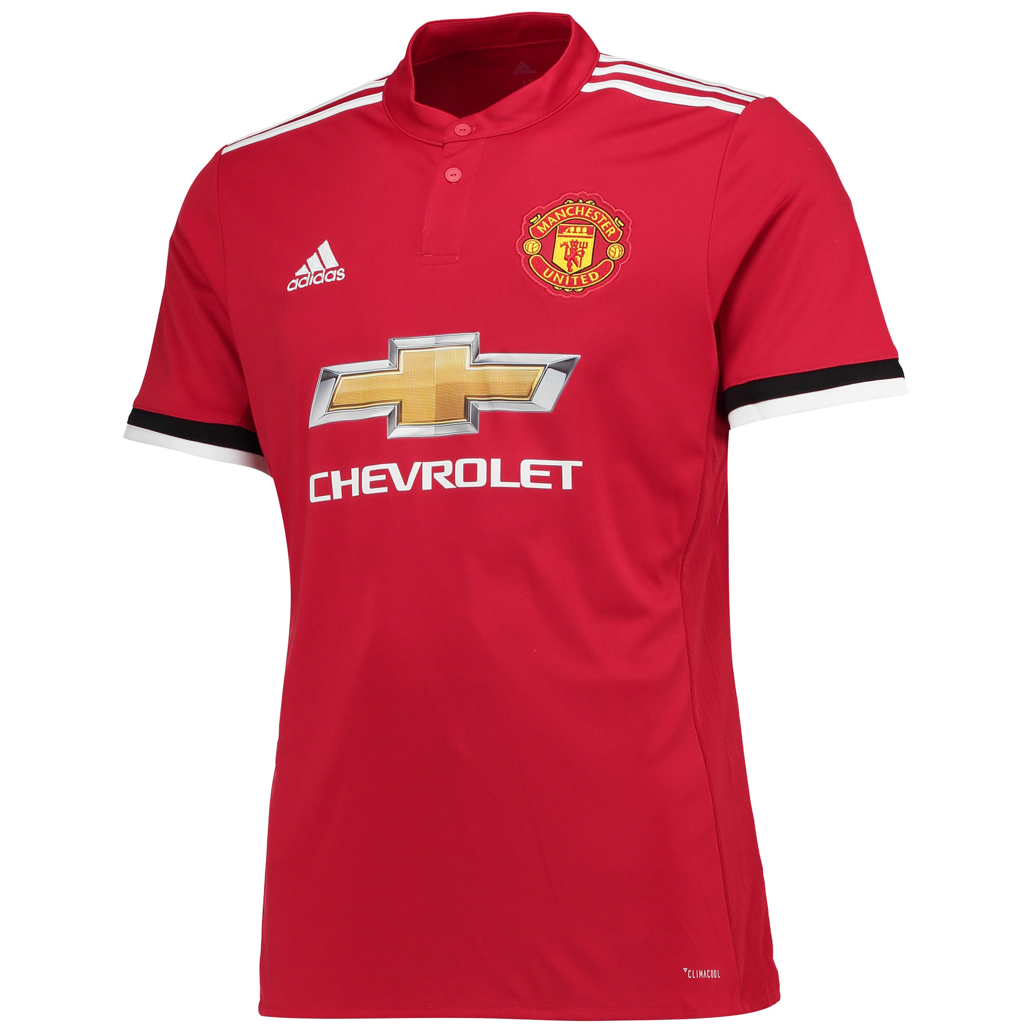 Manchester United Home Shirt 2017-18 - Kids
