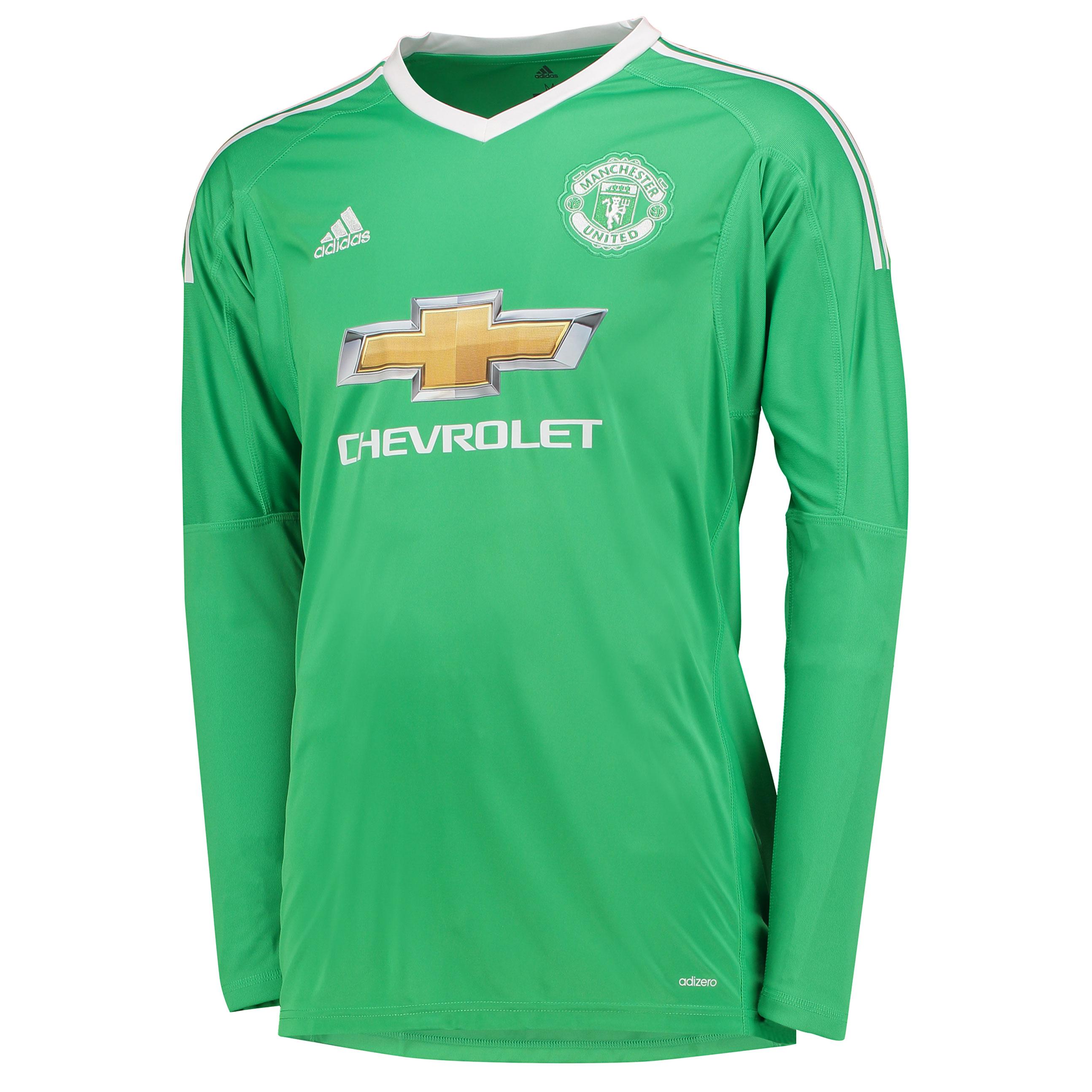 Manchester United Away Goalkeeper Shirt 2017-18