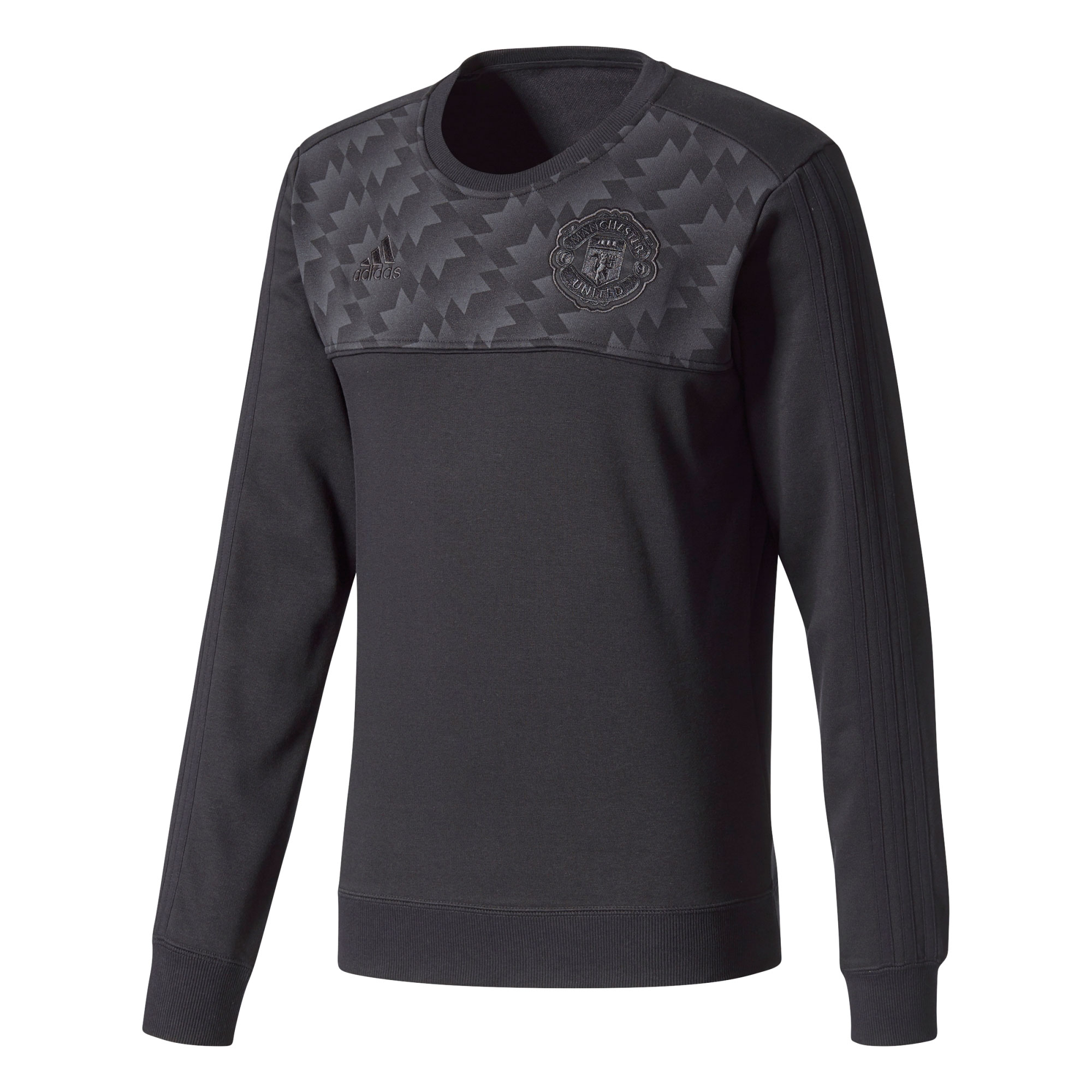 Manchester United Sweatshirt - Black