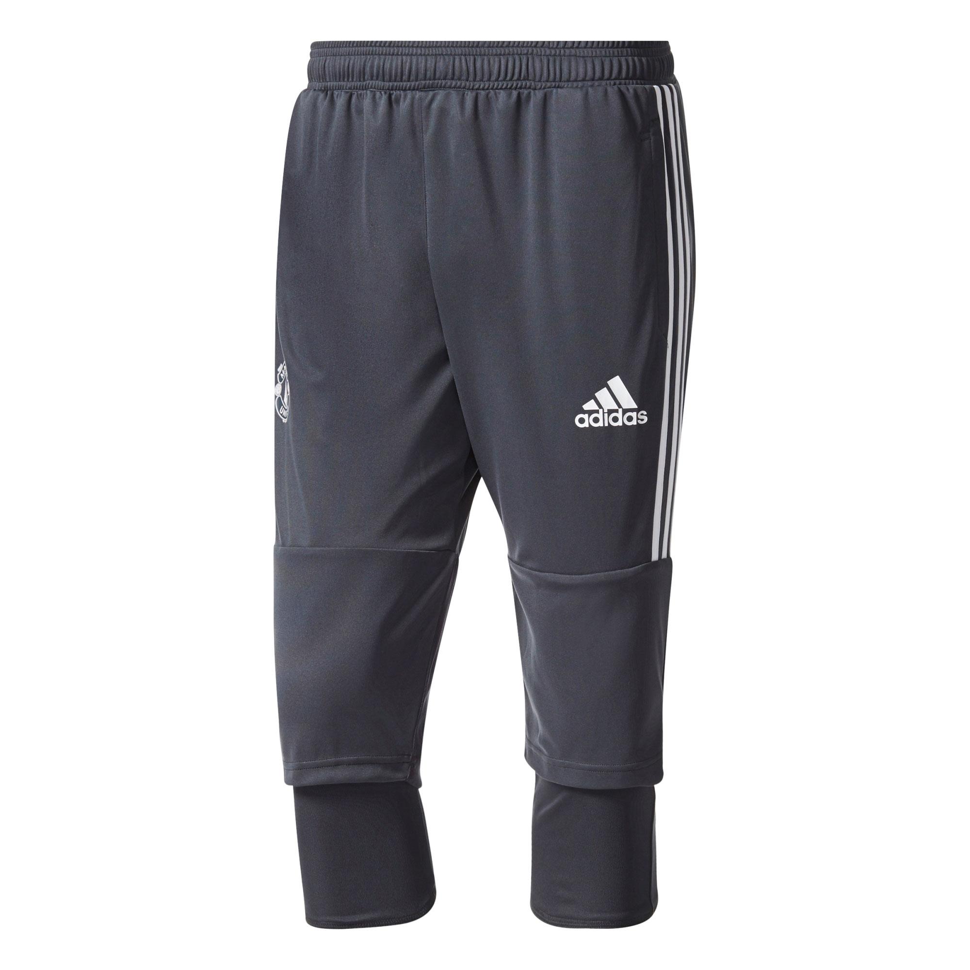 Manchester United Training 3/4 Pant - Dark Grey
