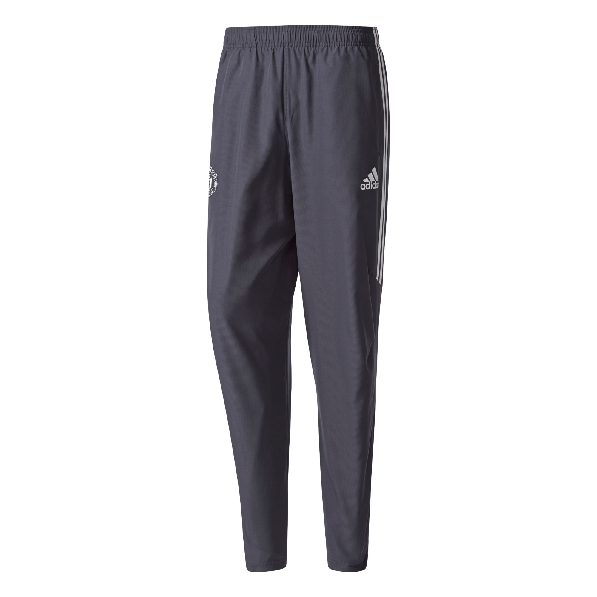 Manchester United Training Woven Pant - Dark Grey