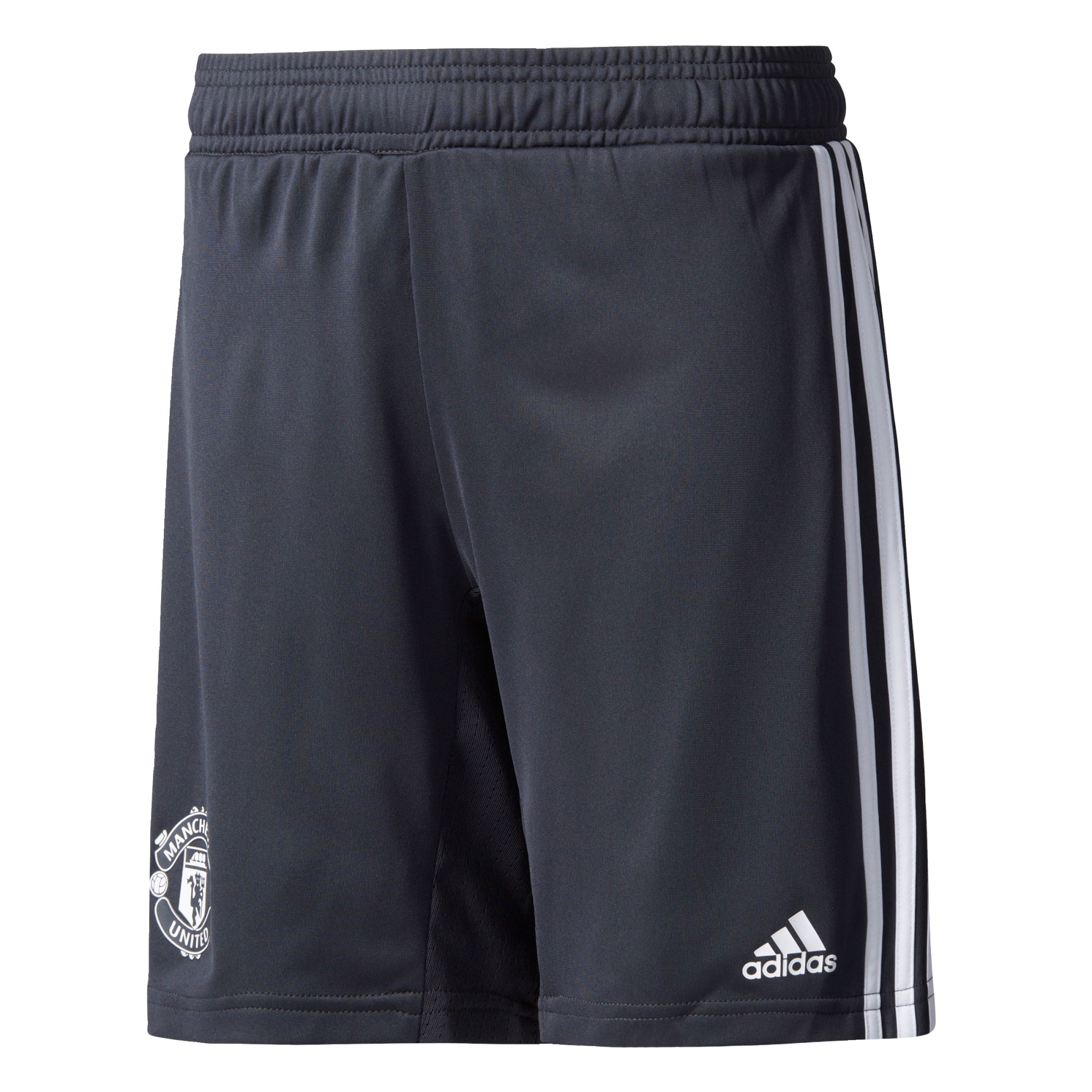 Manchester United Training Short - Dark Grey - Kids