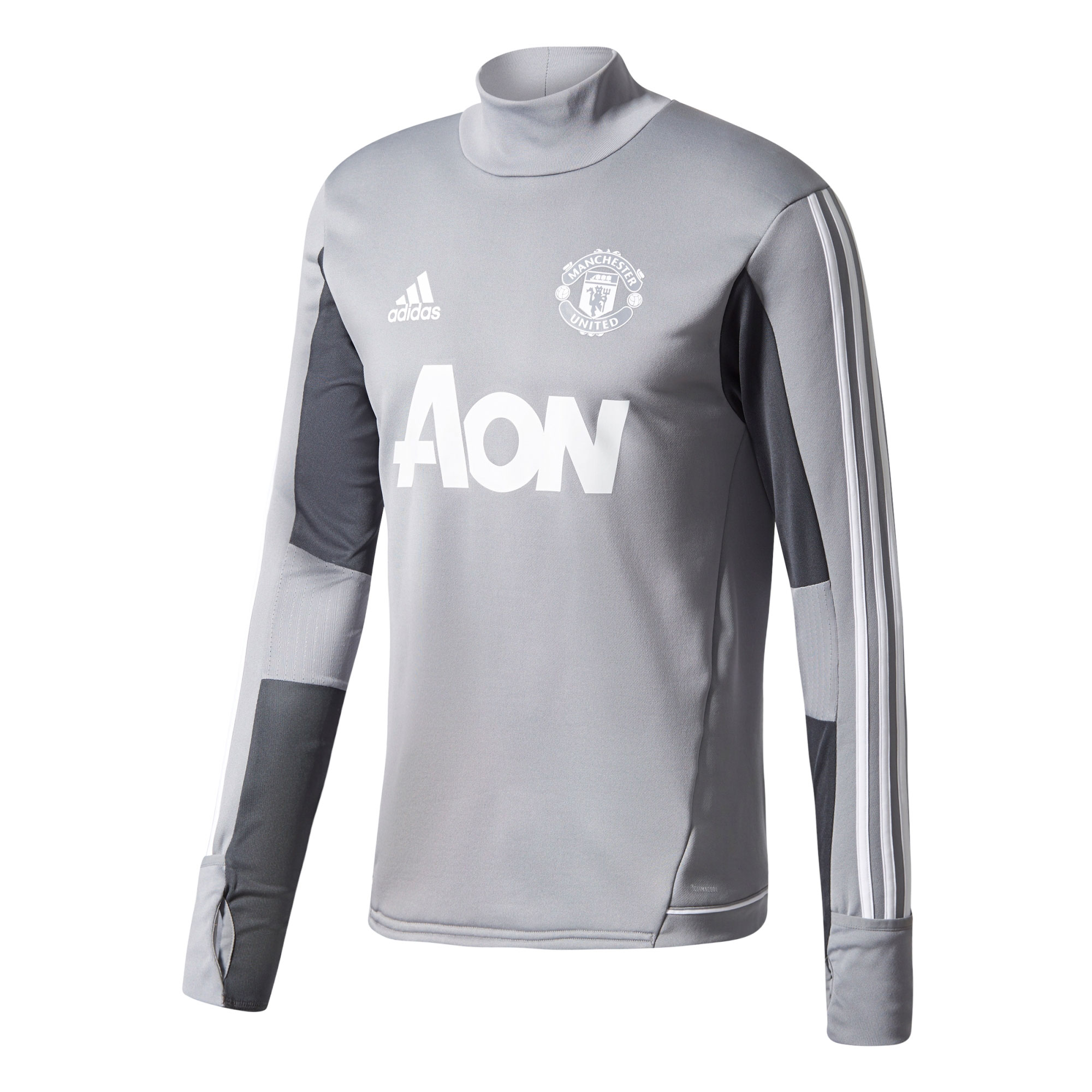 Manchester United Training Top - Grey