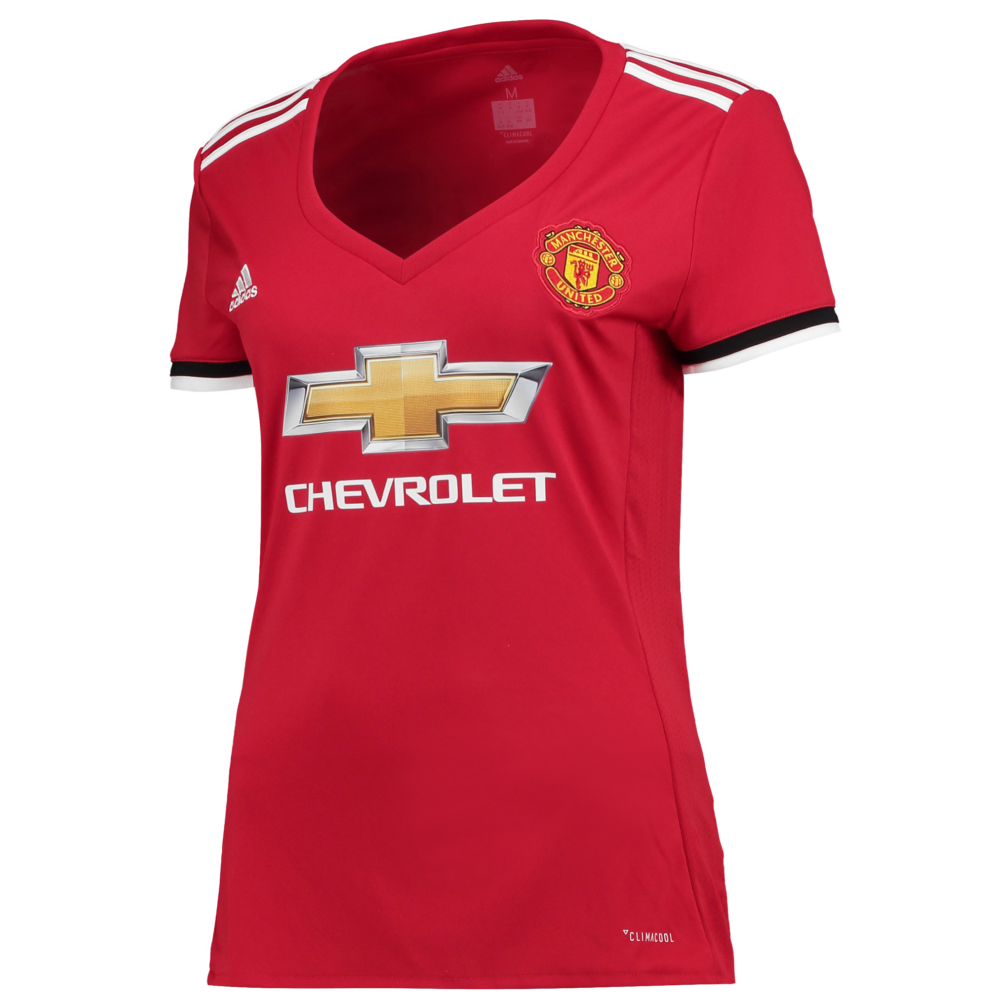 Manchester United Home Shirt 2017-18 - Womens