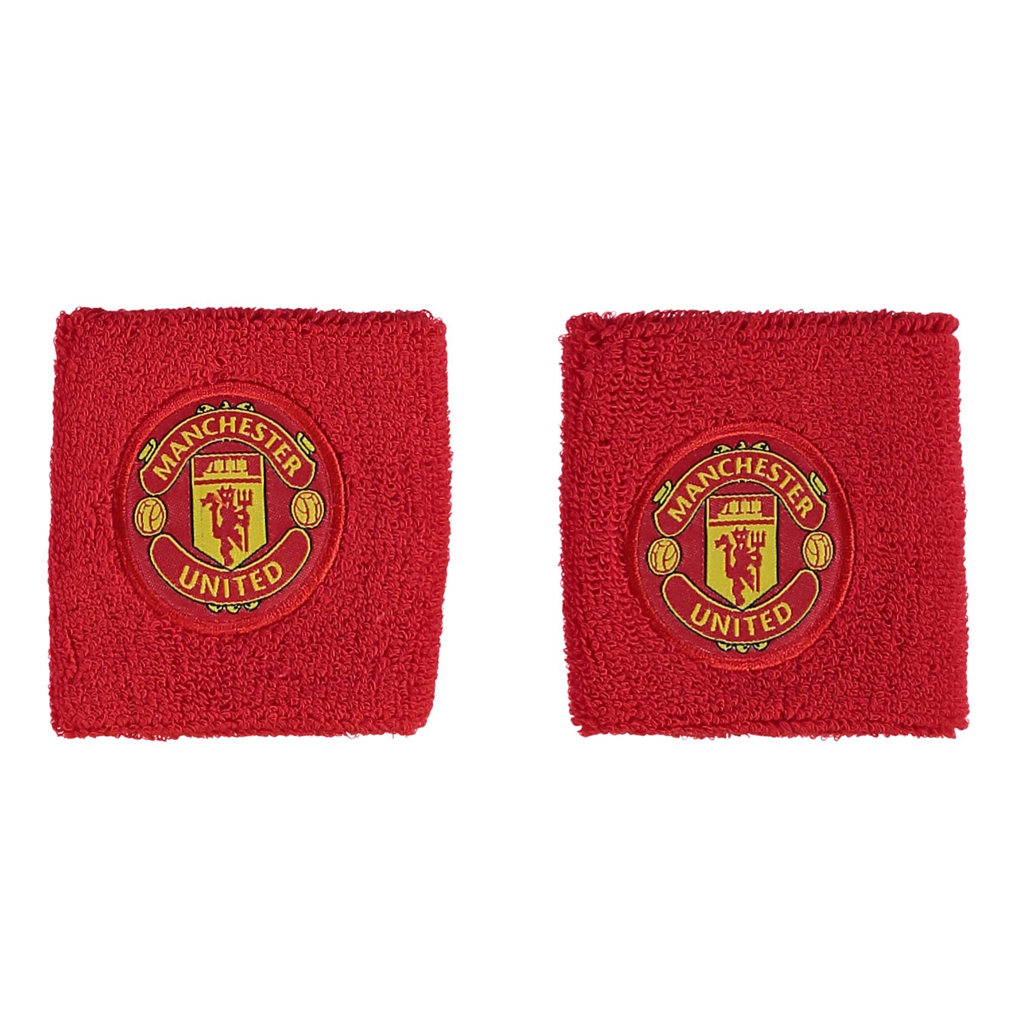 Manchester United Crest Wristbands