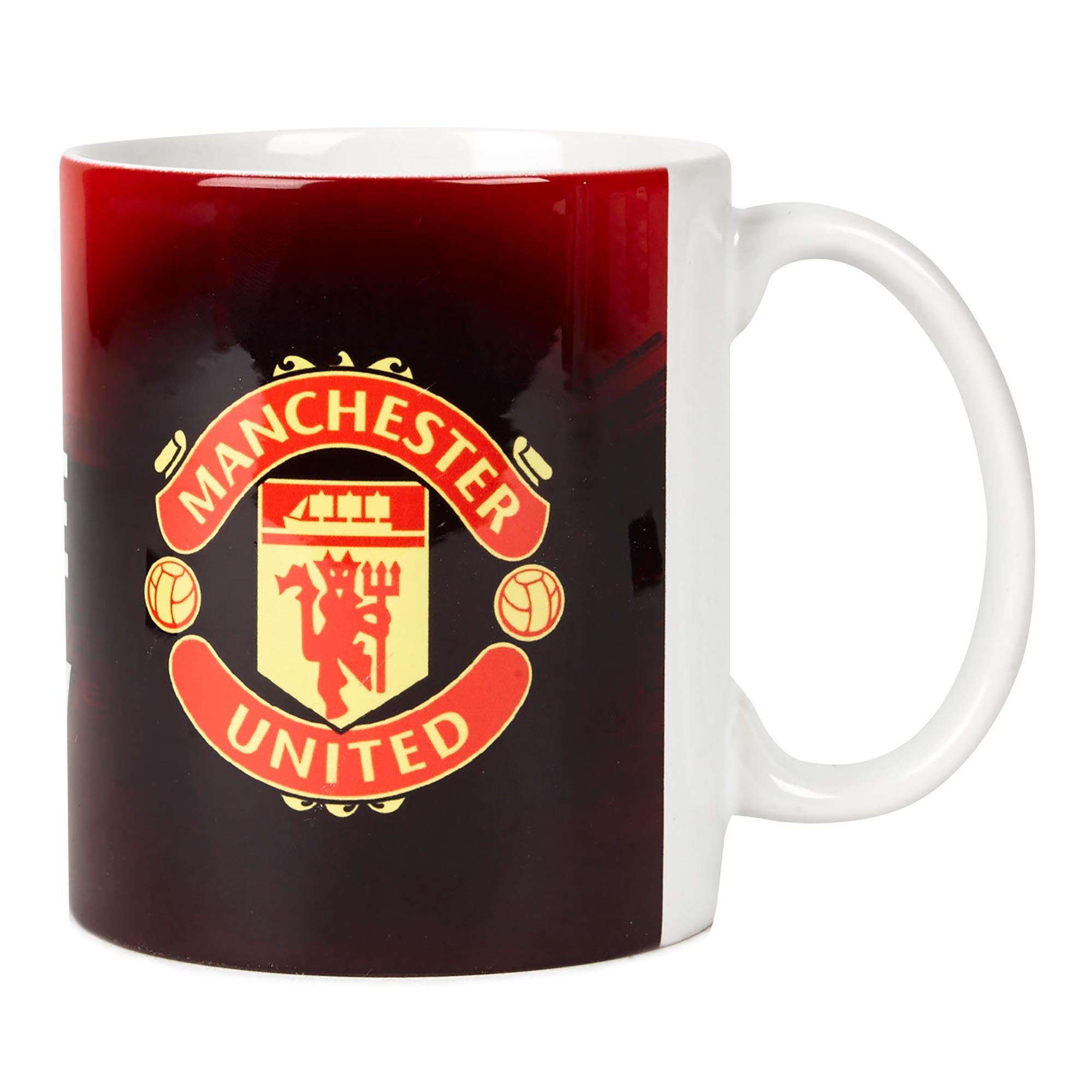 Manchester United Rooney Mug