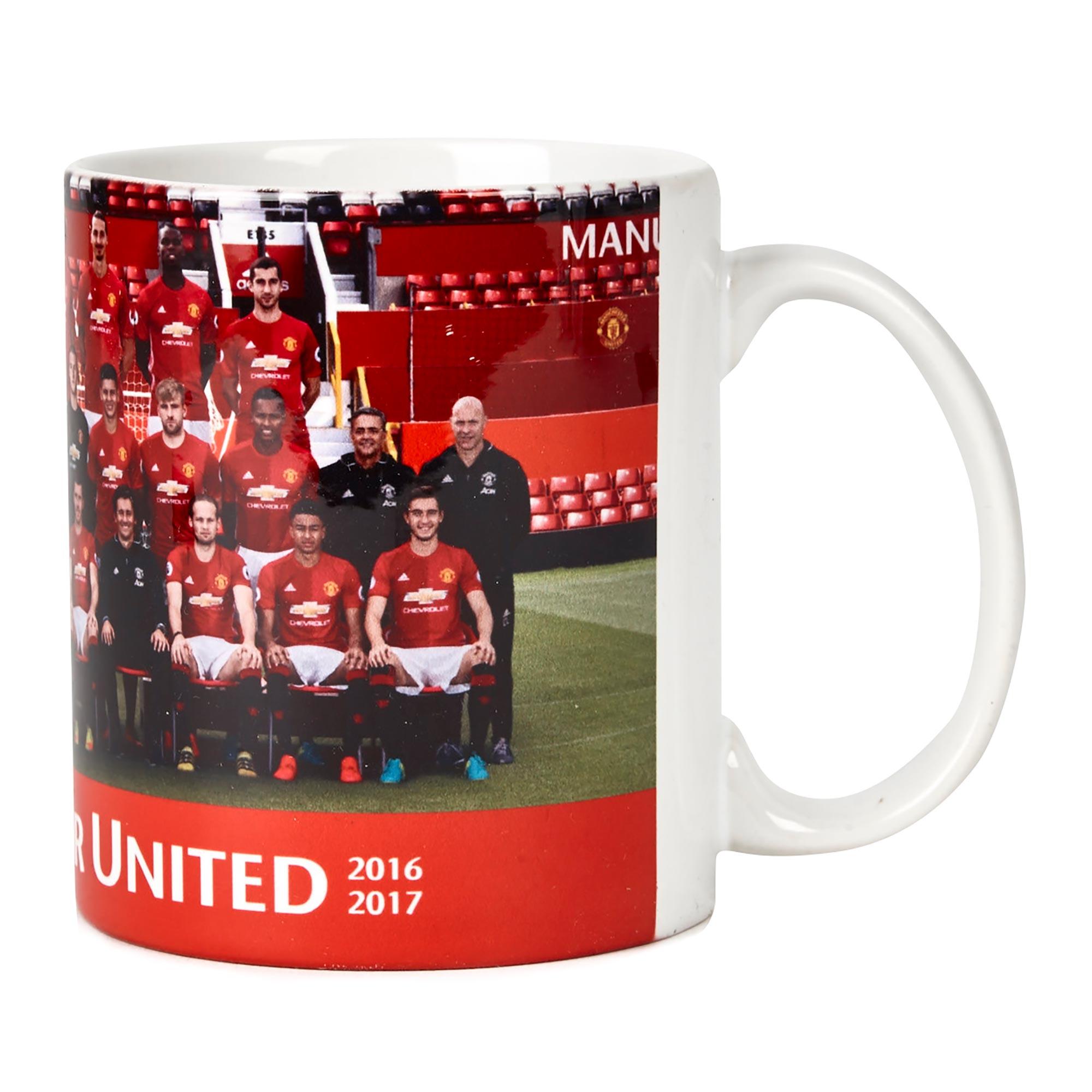 Manchester United Team Mug