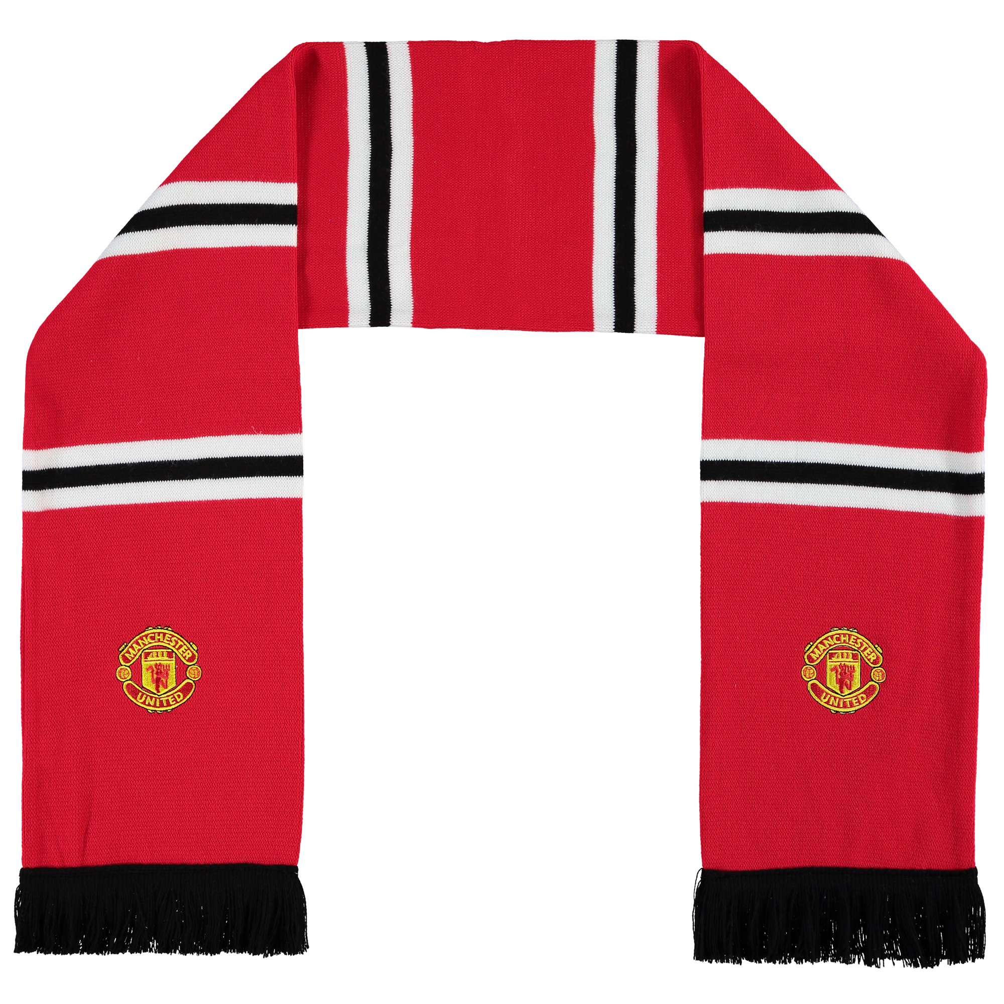 Écharpe Manchester United - Rouge - Adulte