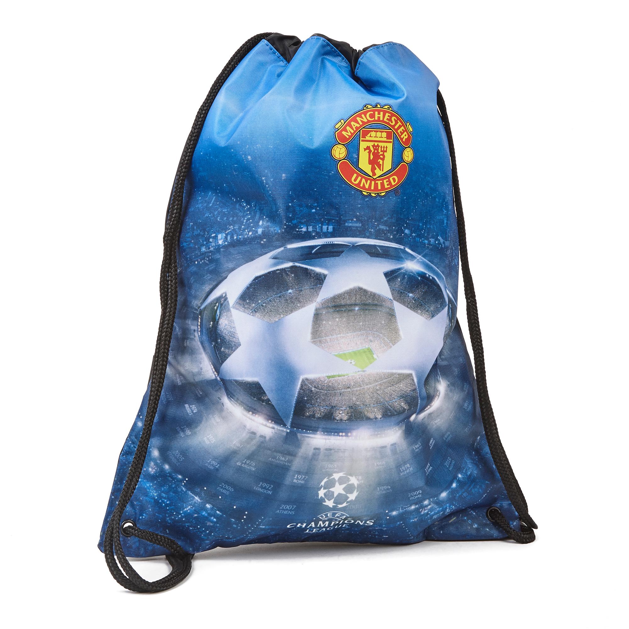 Sac de sport Manchester United UEFA Champions League