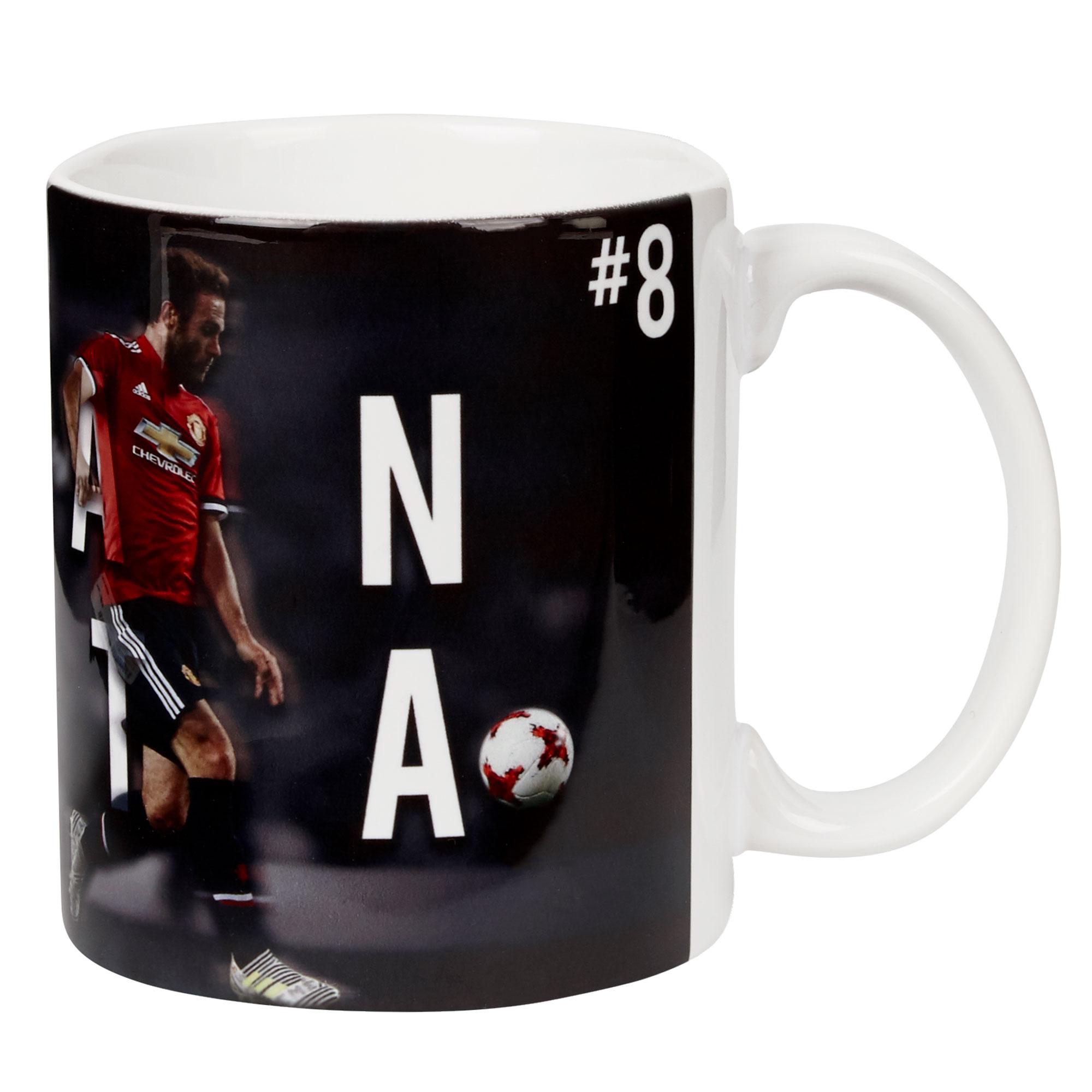 Manchester United Mug Juan Mata