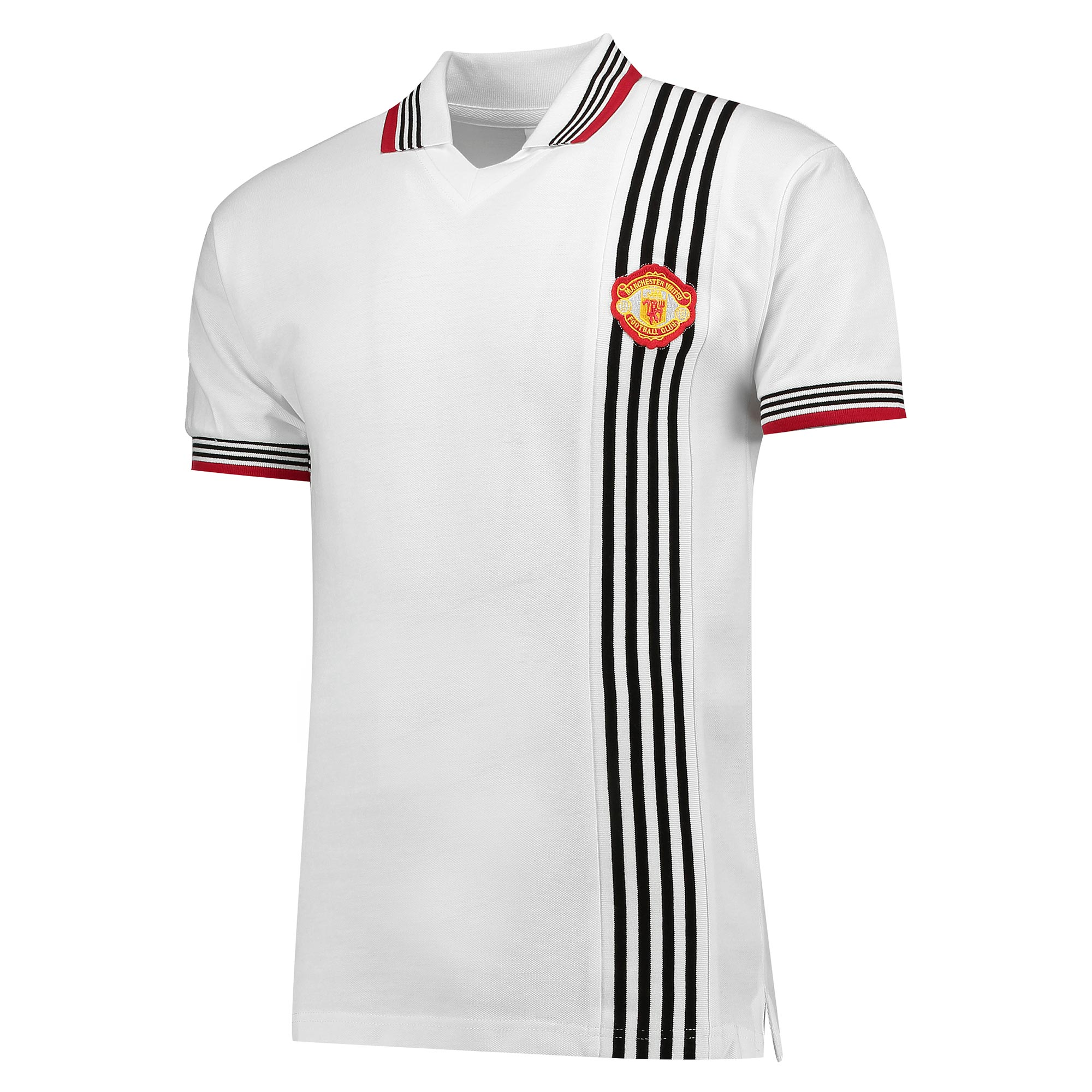 8dd22f40fb2 Manchester United 1977 Retro Away Shirt