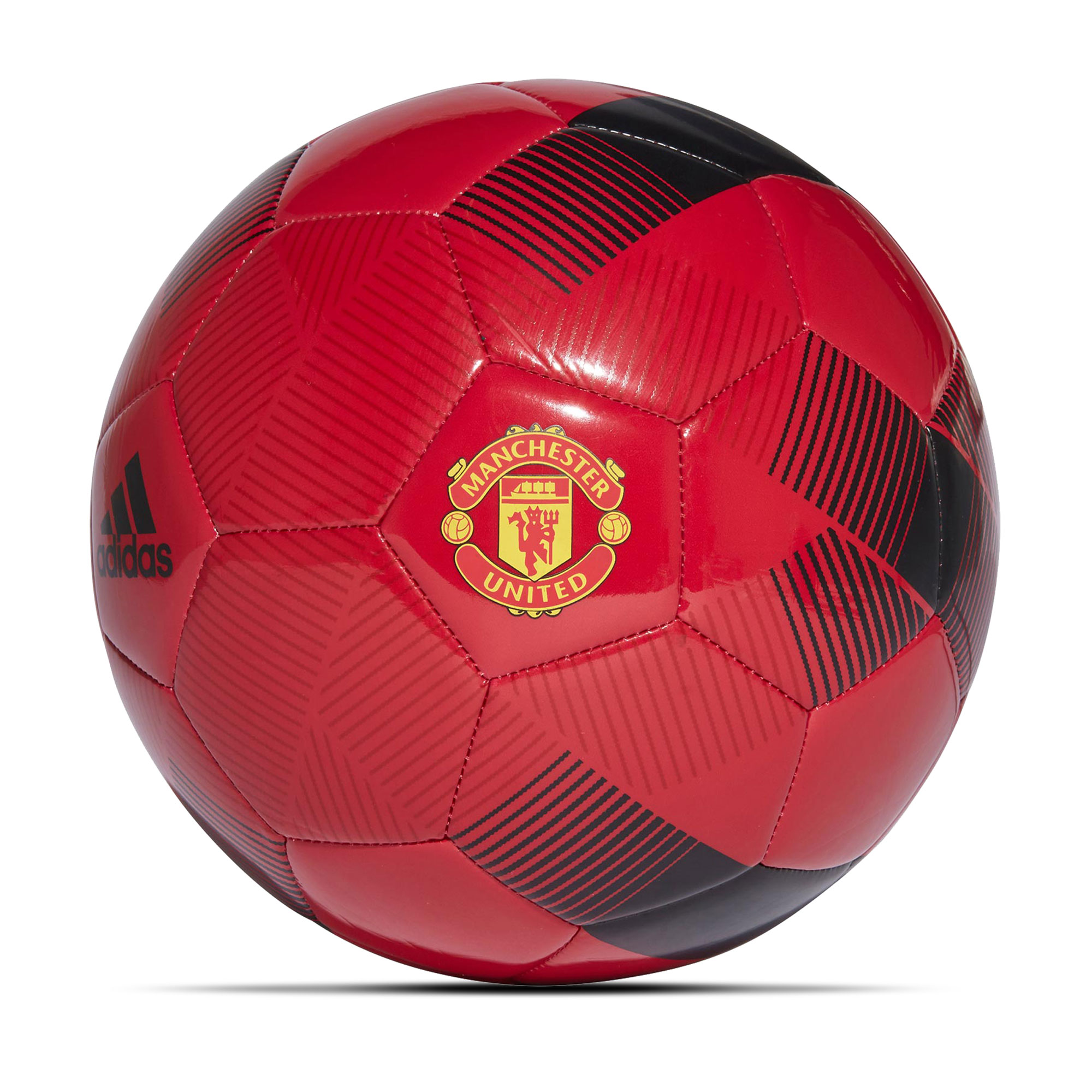 Ballon de football Manchester United - Rouge - Taille 5