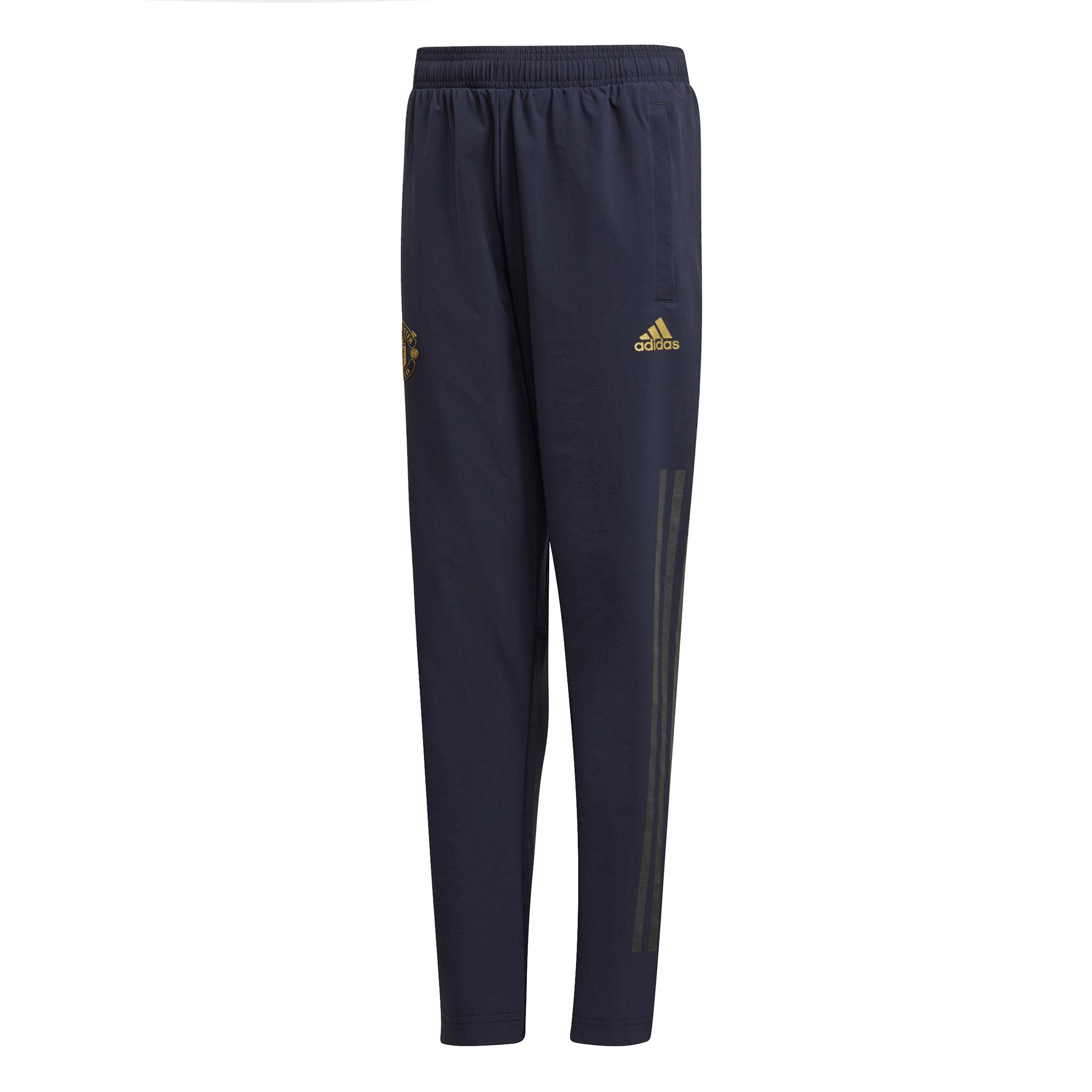 Pantalon d'entraînement UCL Manchester United - Bleu marine - Enfant