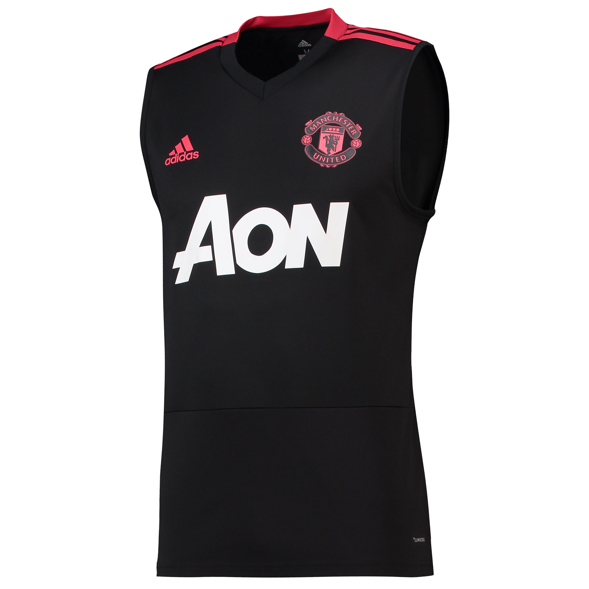 Débardeur d'entraînement Manchester United - Noir