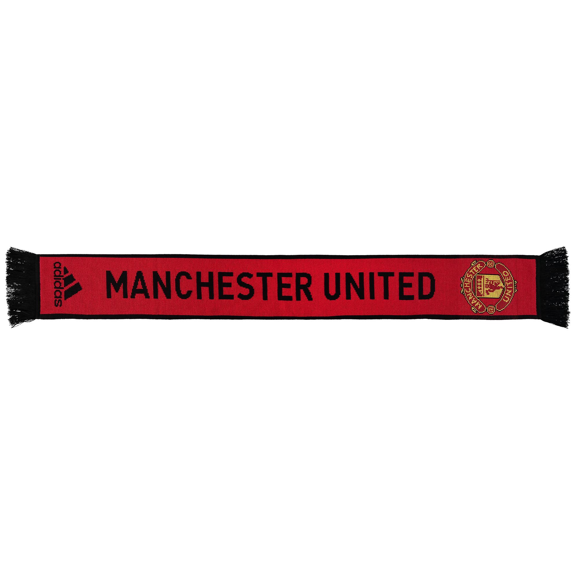 Écharpe Domicile Manchester United- Rouge
