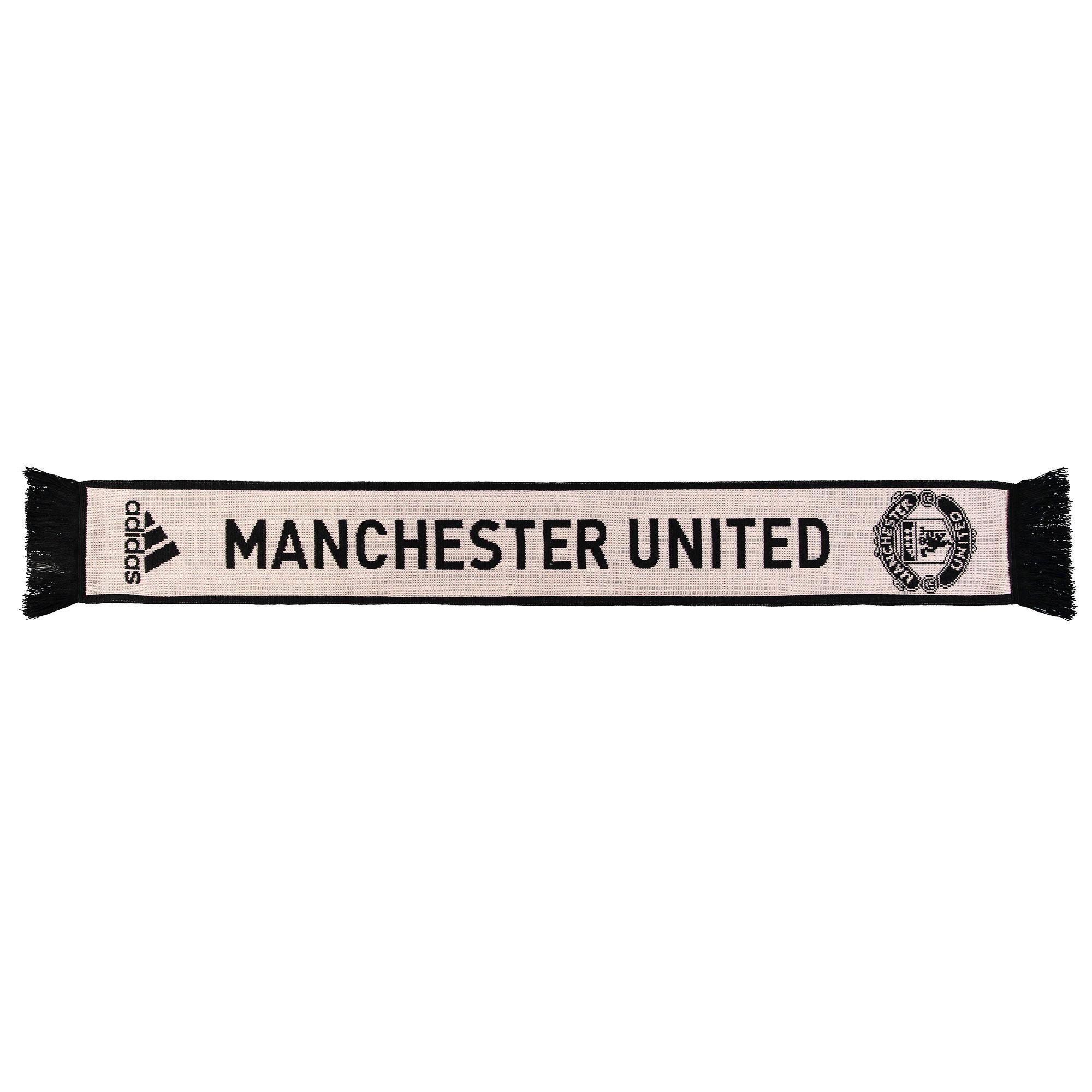 Écharpe Extérieur Manchester United - Rose