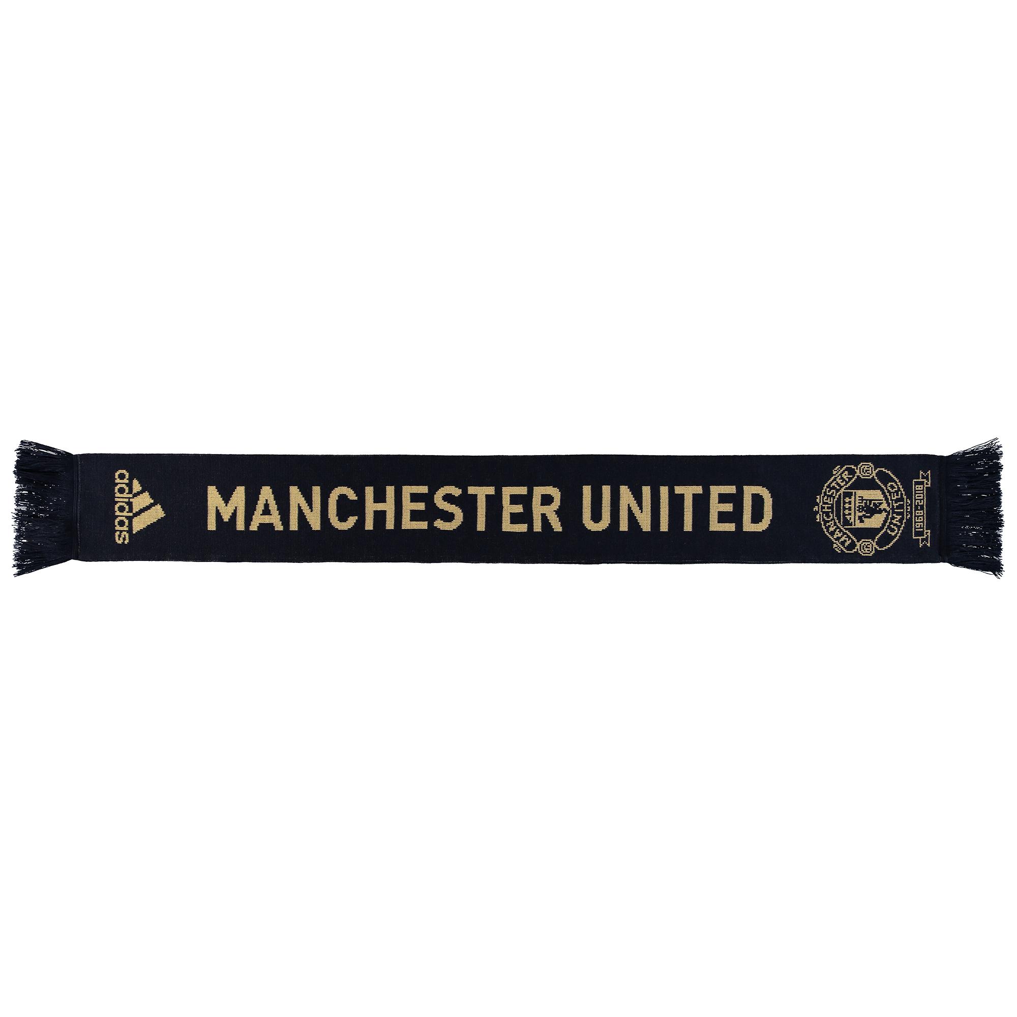 Écharpe troisième tenue Manchester United - Marine