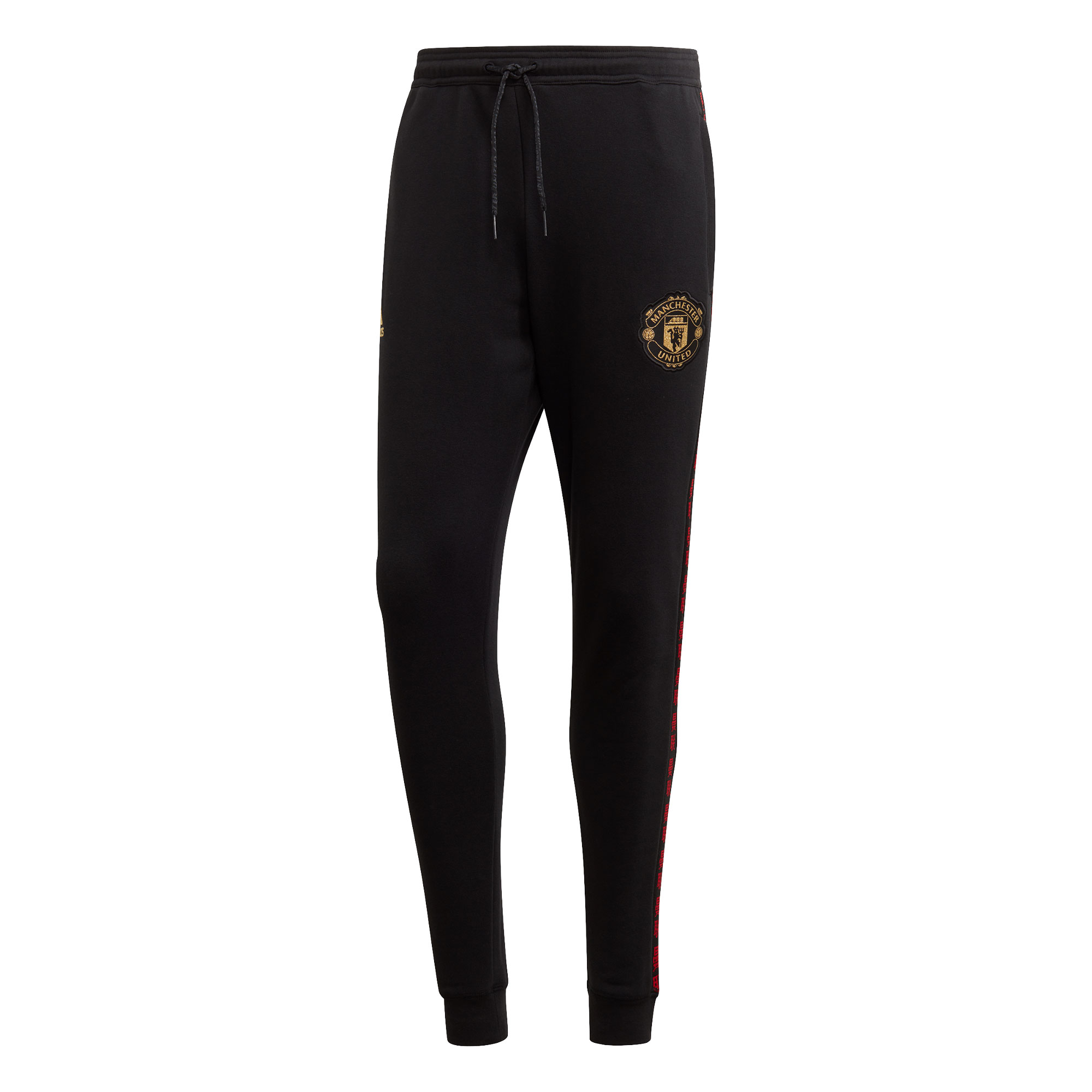 Pantalón de chándal del Manchester United en negro