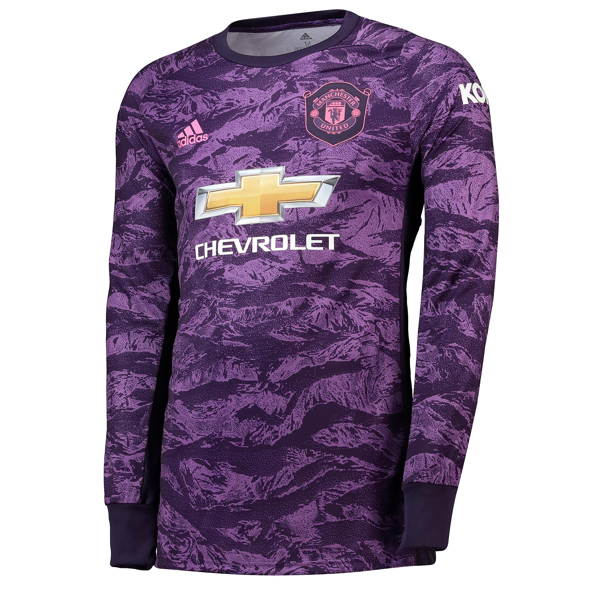6e41b7355 Manchester United Home Goalkeeper Shirt 2019-2020