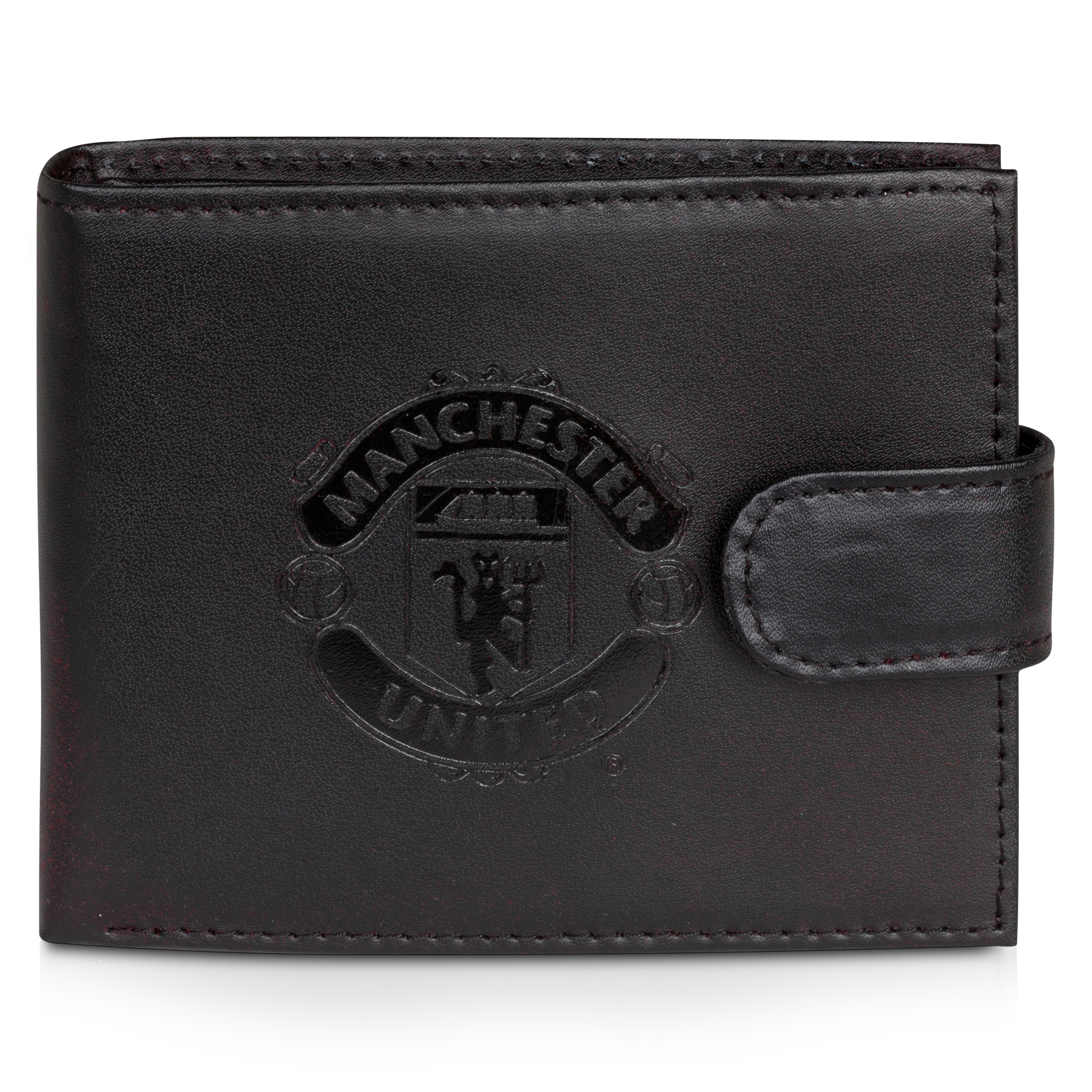 Manchester United Leather Wallet