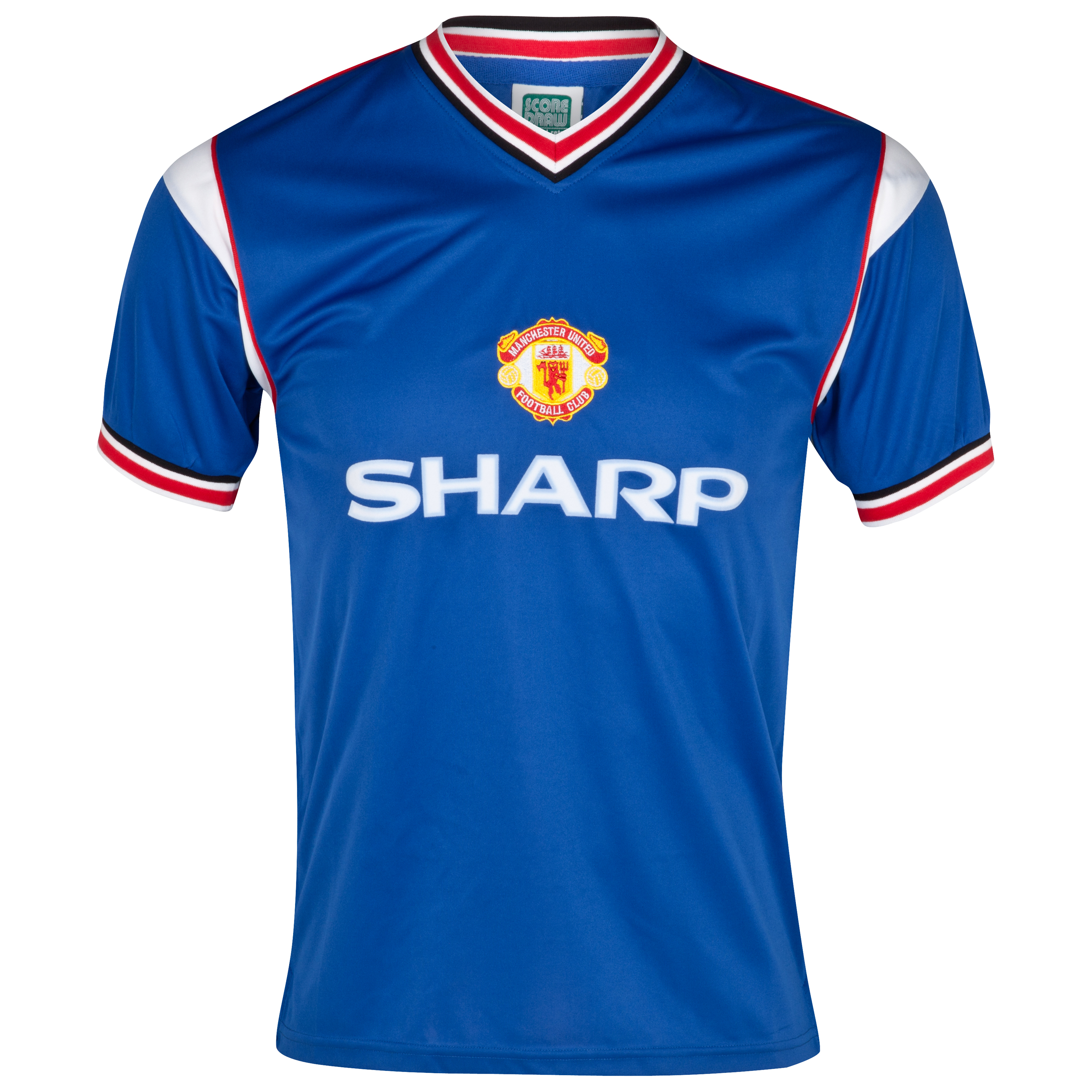 Manchester United 1985 Retro Third Shirt