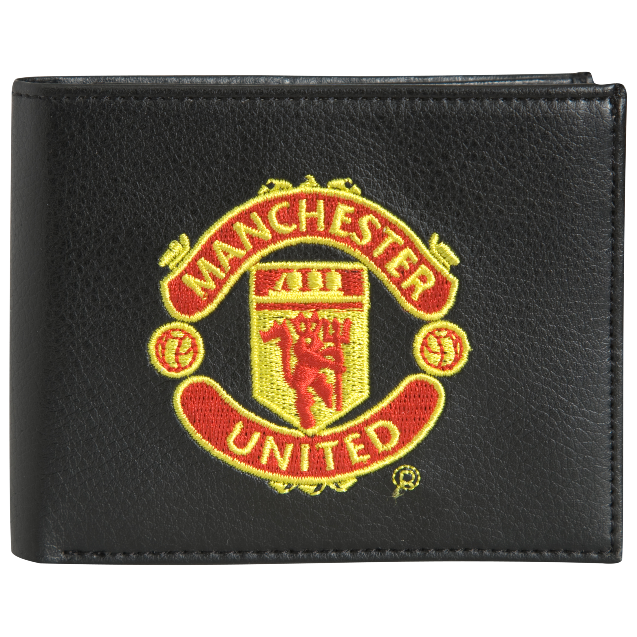 Manchester United Embroidered Wallet