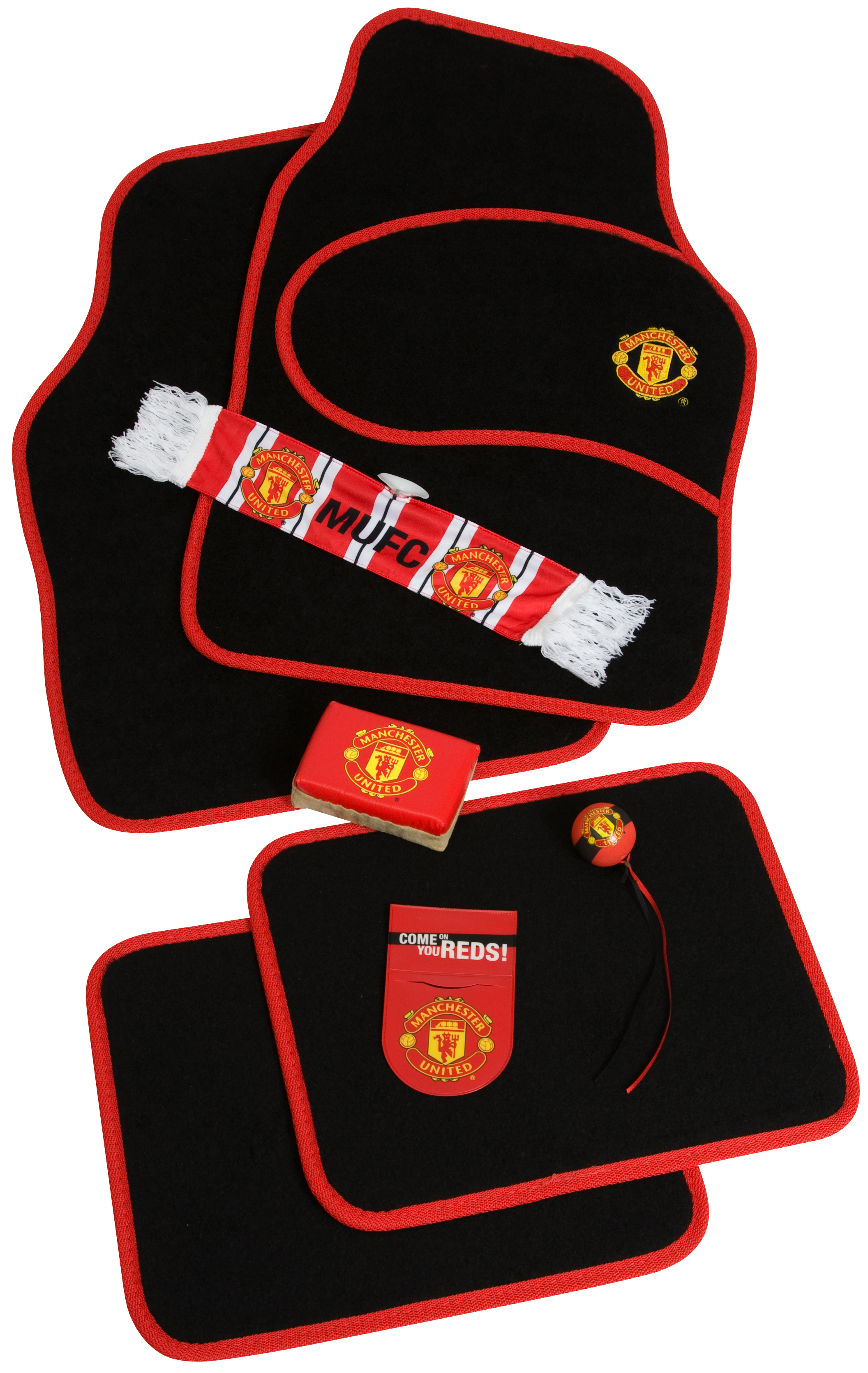 Manchester United Car Pack