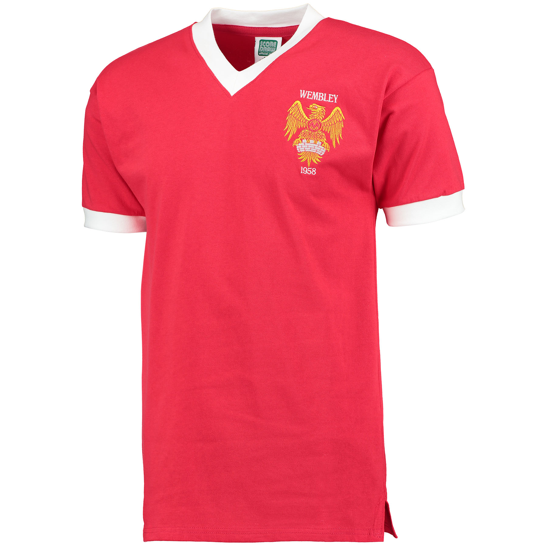Manchester United 1958 FA Cup Final Shirt