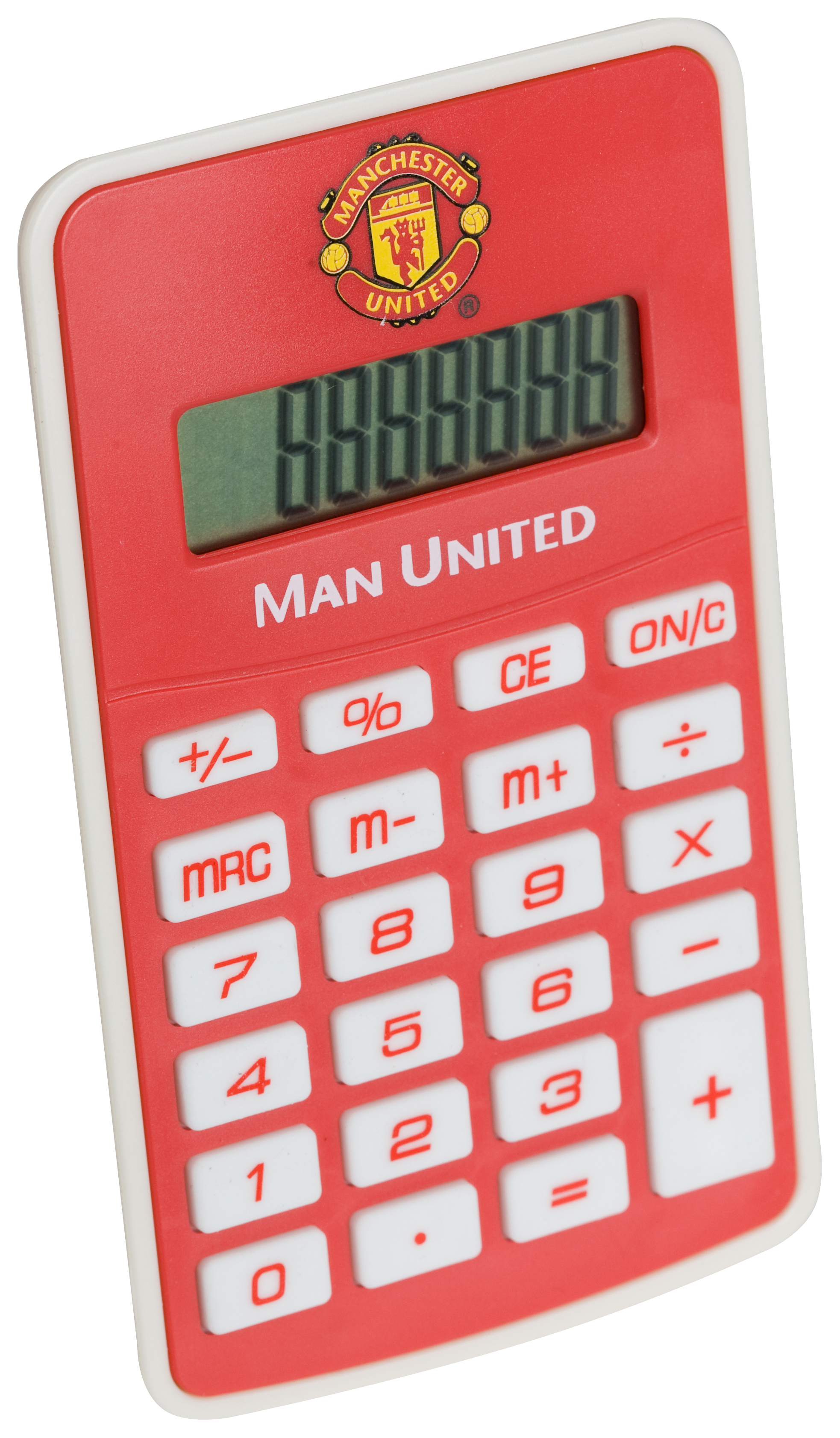 Manchester United Pocket Calculator