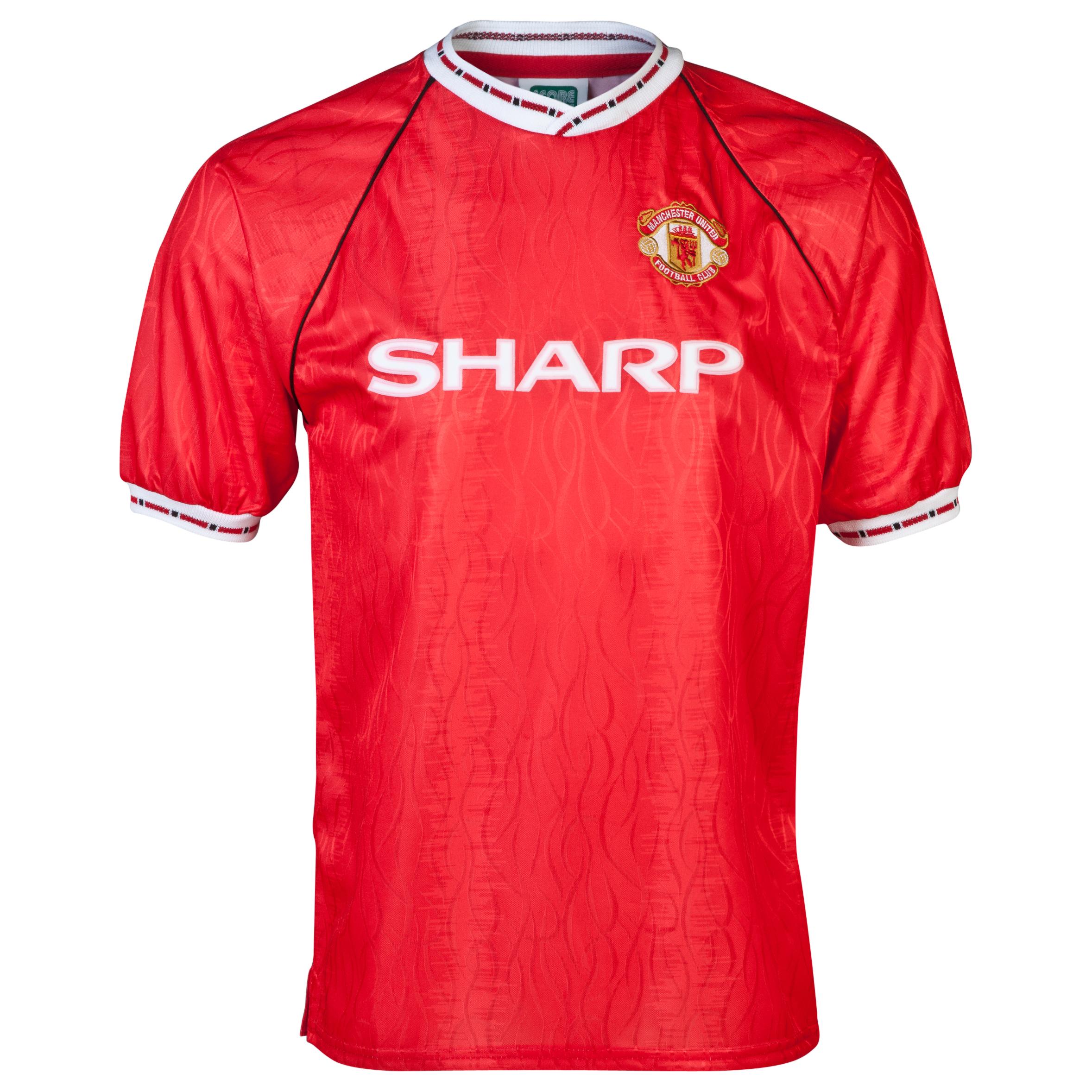 Manchester United 1991 Retro Shirt