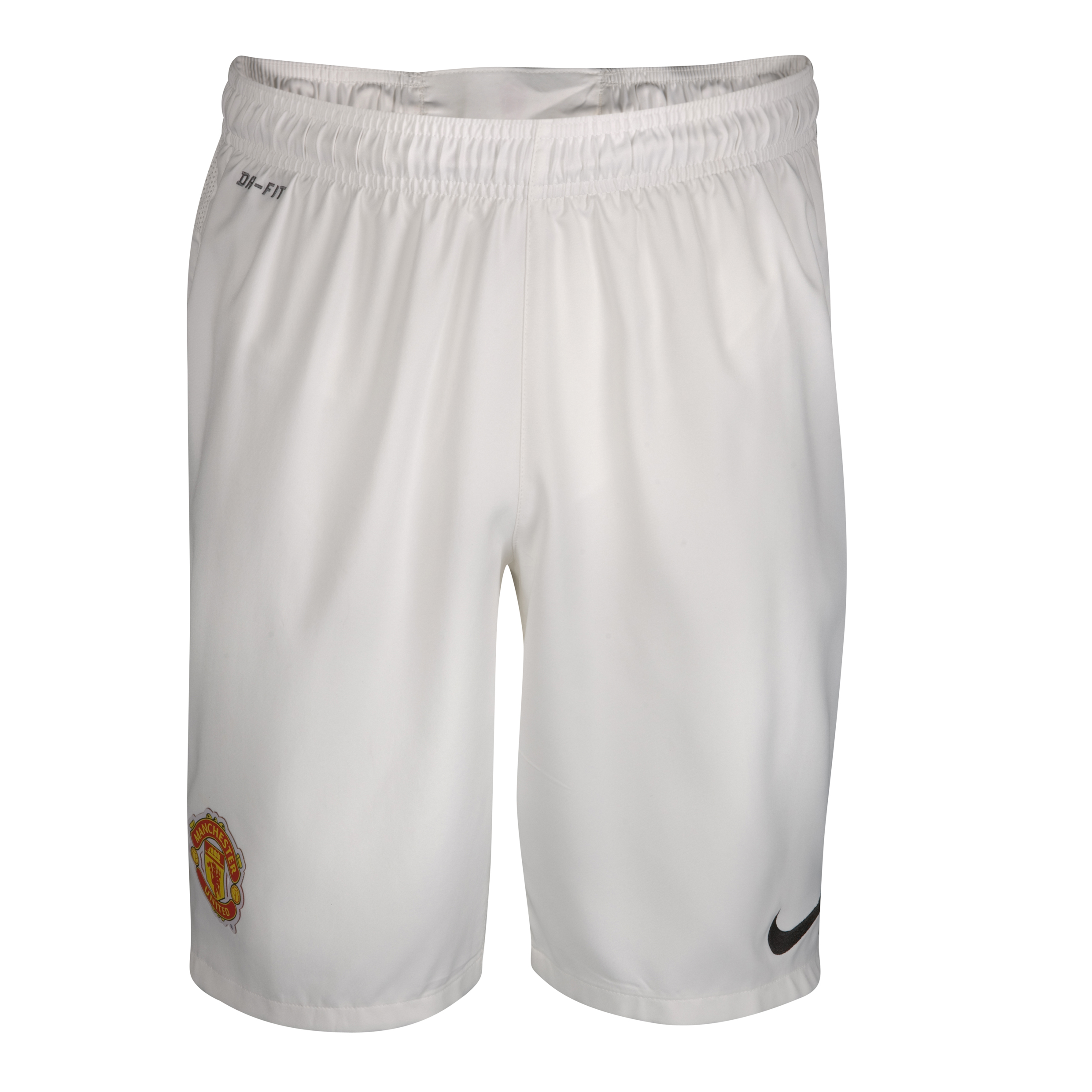 Manchester United Home Shorts 2011/12 - Kids