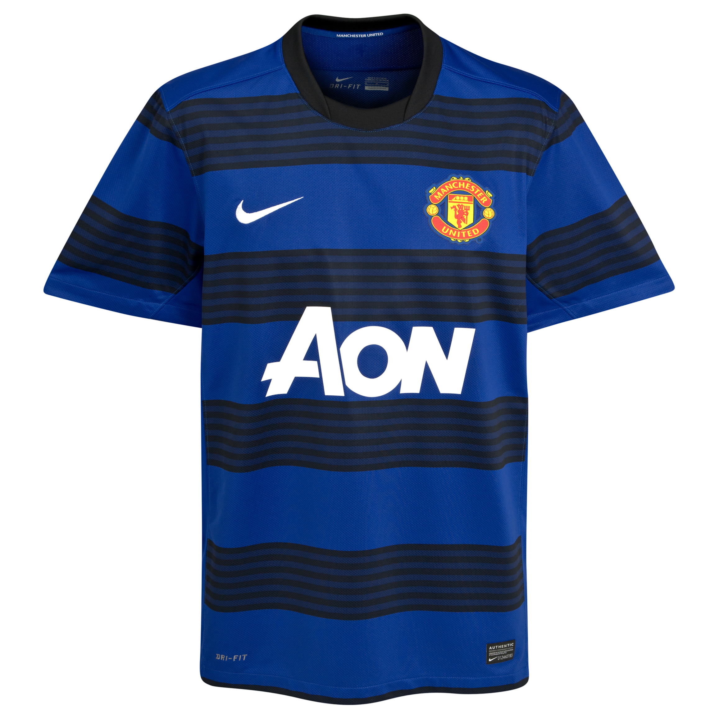 Manchester United Away Shirt 2011/12 - Kids