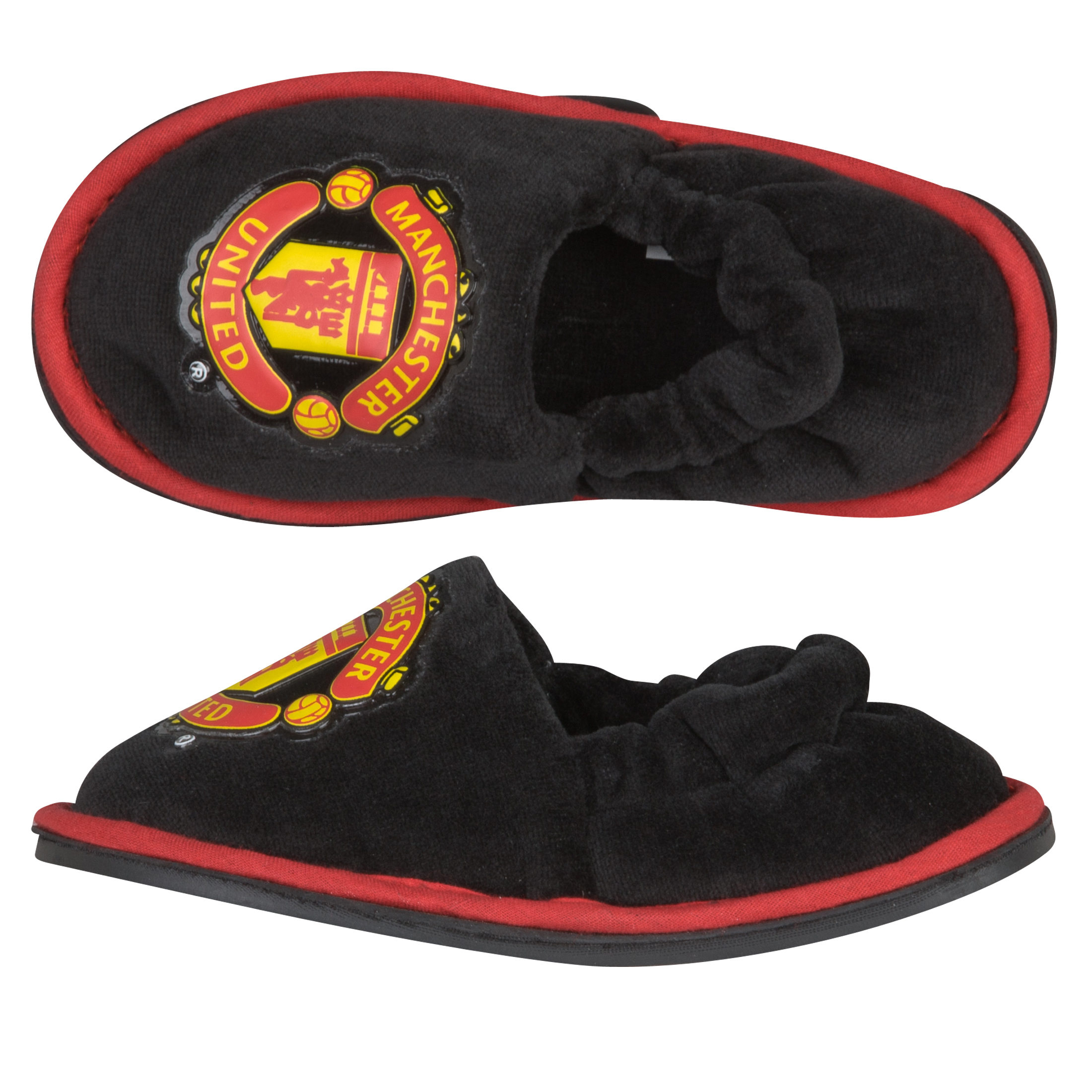 Manchester United Stretch Slipper - Infant Boys