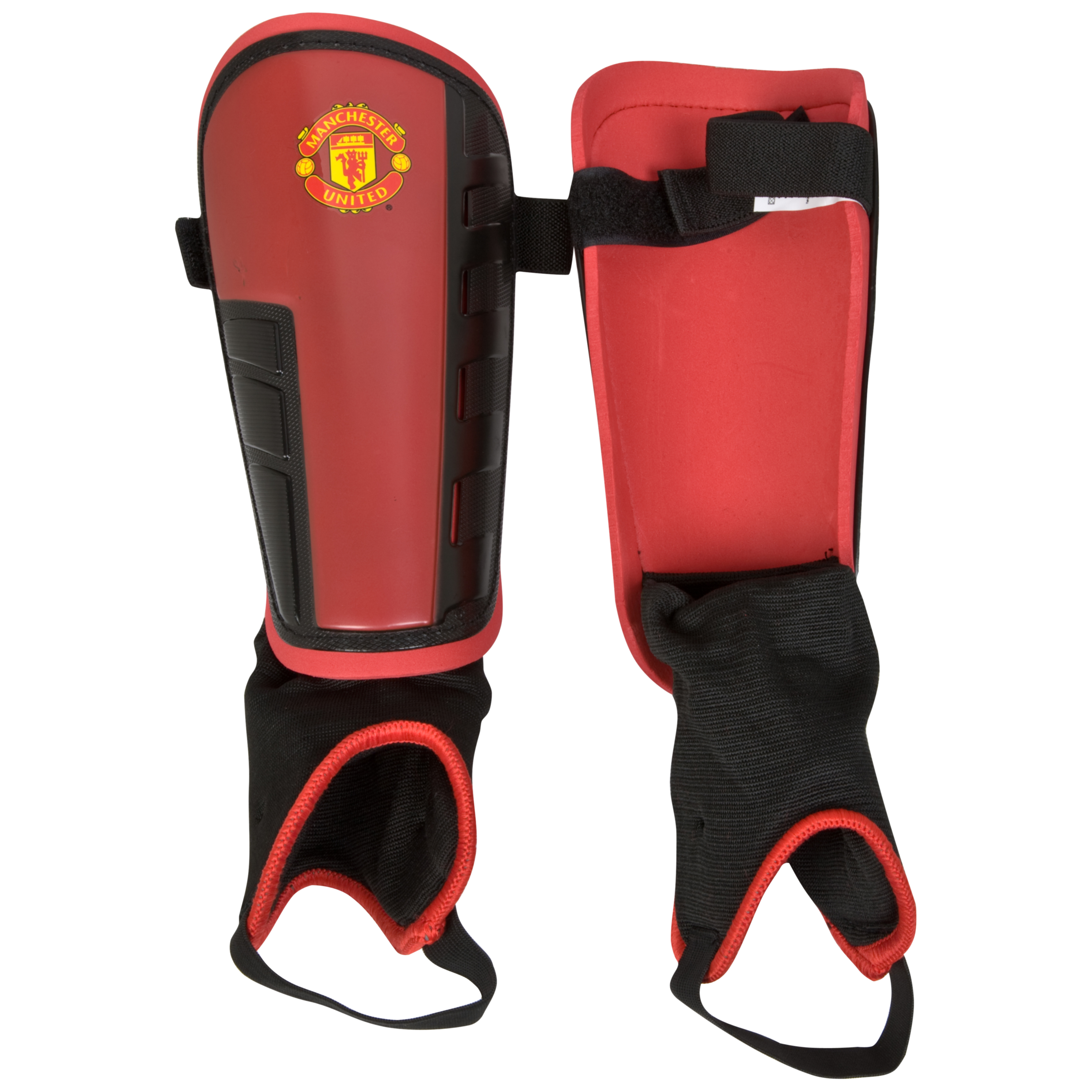 Manchester United Ankle Shinguards - Boys
