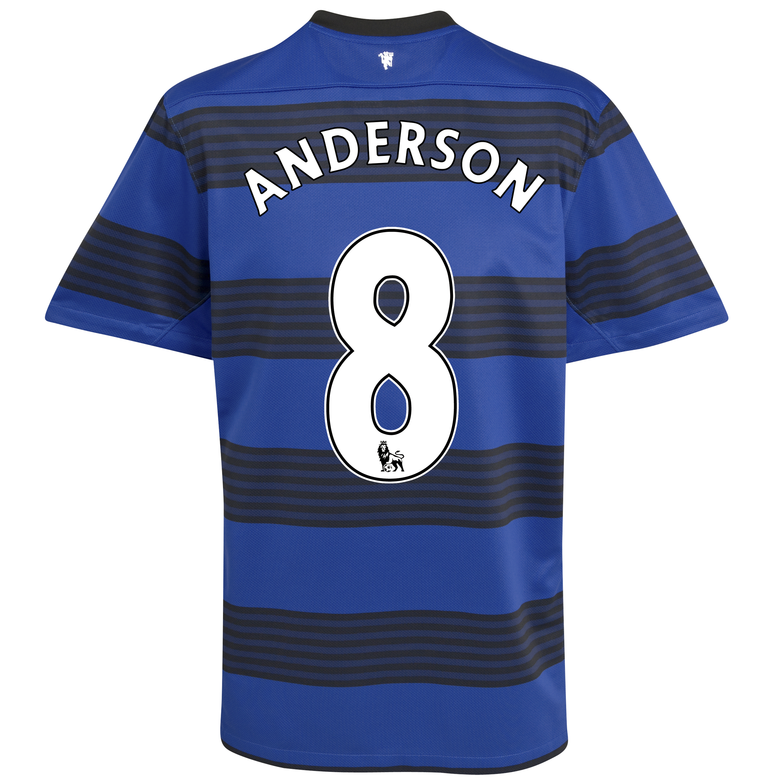 Manchester United Away Shirt 2011/12 - Kids with Anderson 8 printing