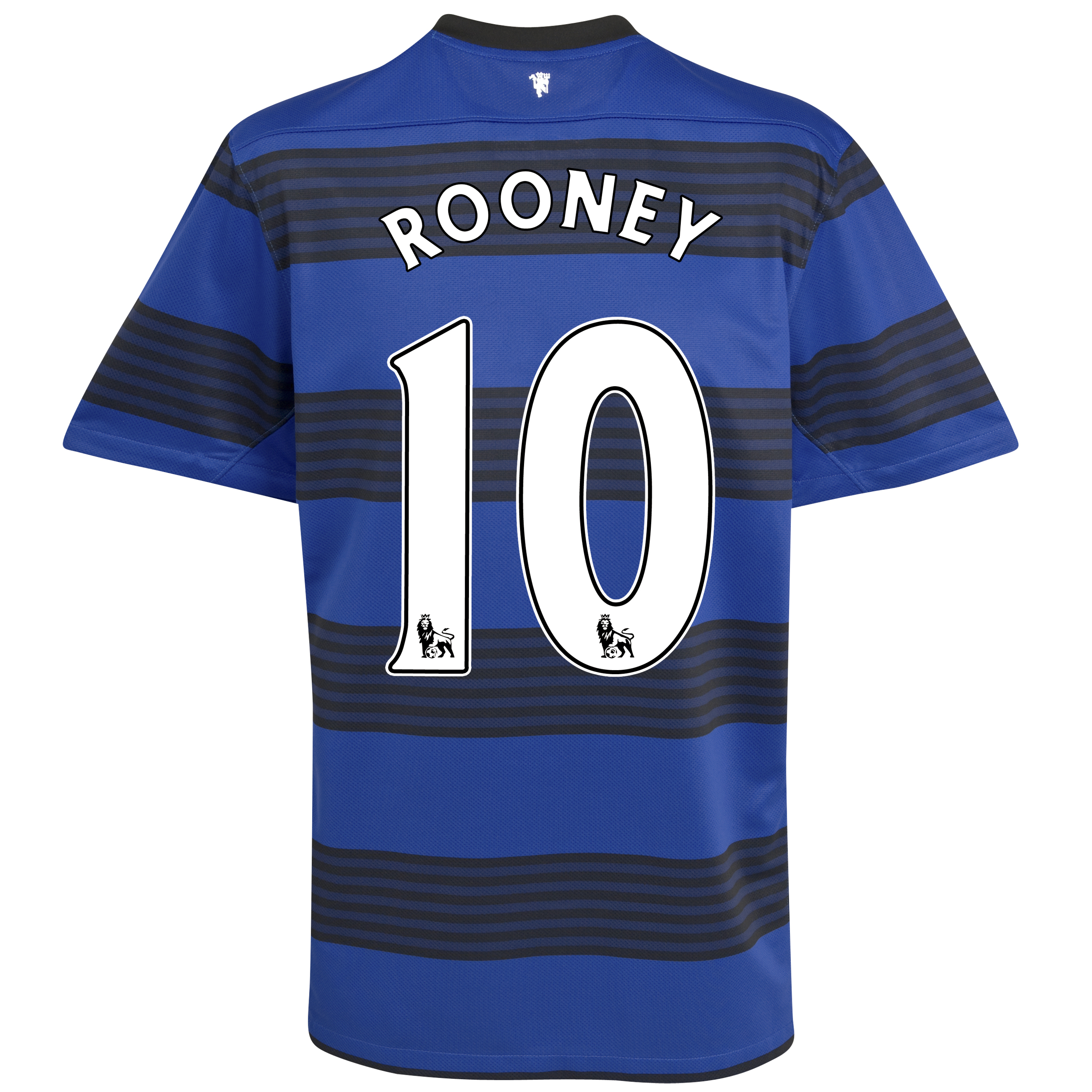 Manchester United Away Shirt 2011/12 - Kids with Rooney 10 printing