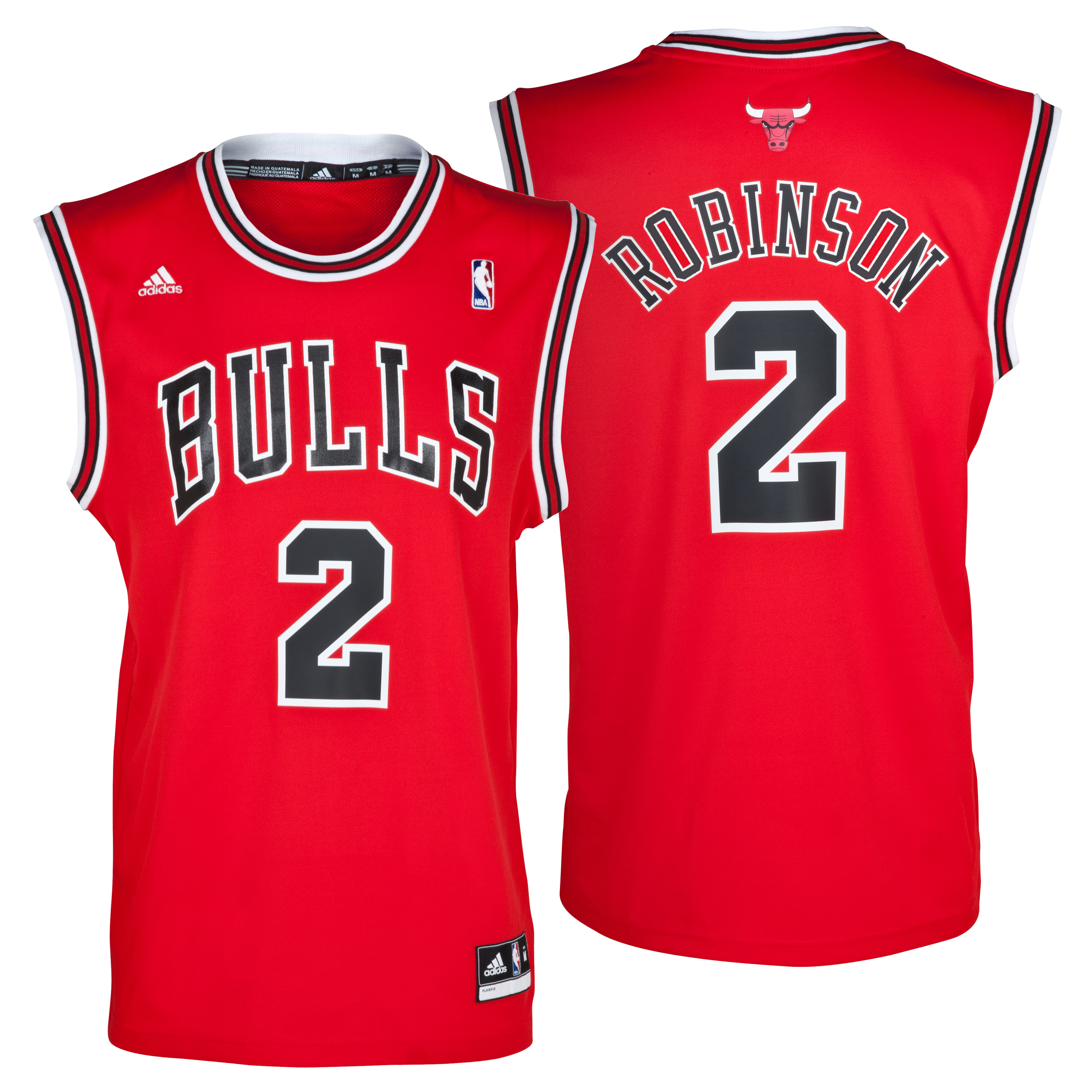 Chicago Bulls Road Replica Jersey – Nate Robinson – Mens