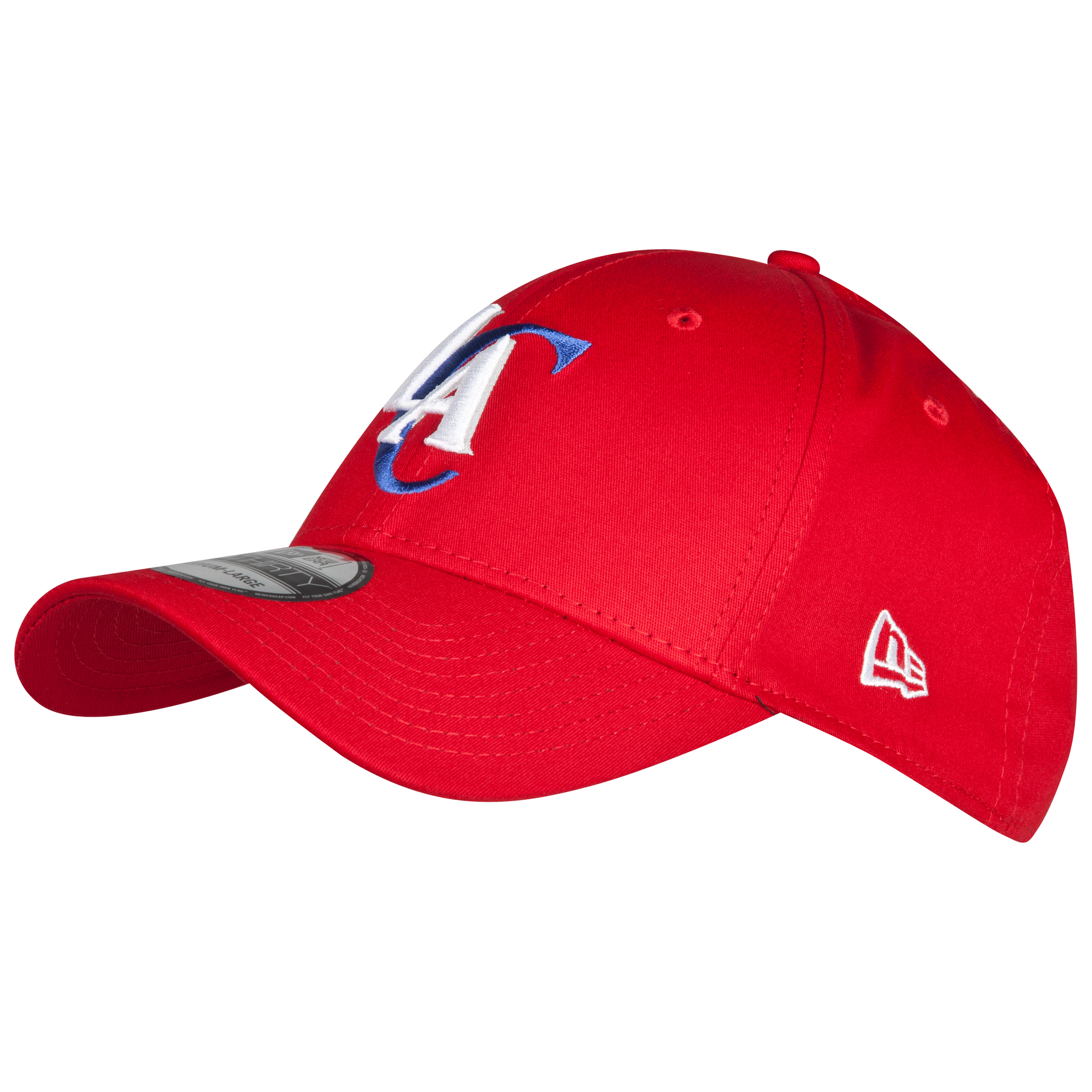 Los Angeles Clippers New Era 39Thirty Secondary Logo Basic Cap