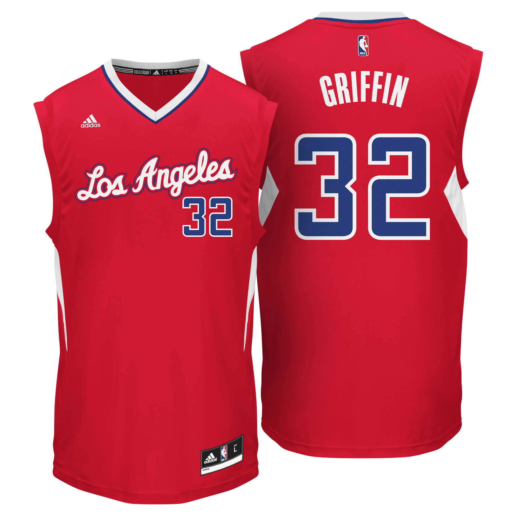 Los Angeles Clippers Road Replica Jersey - Blake Griffin - Mens
