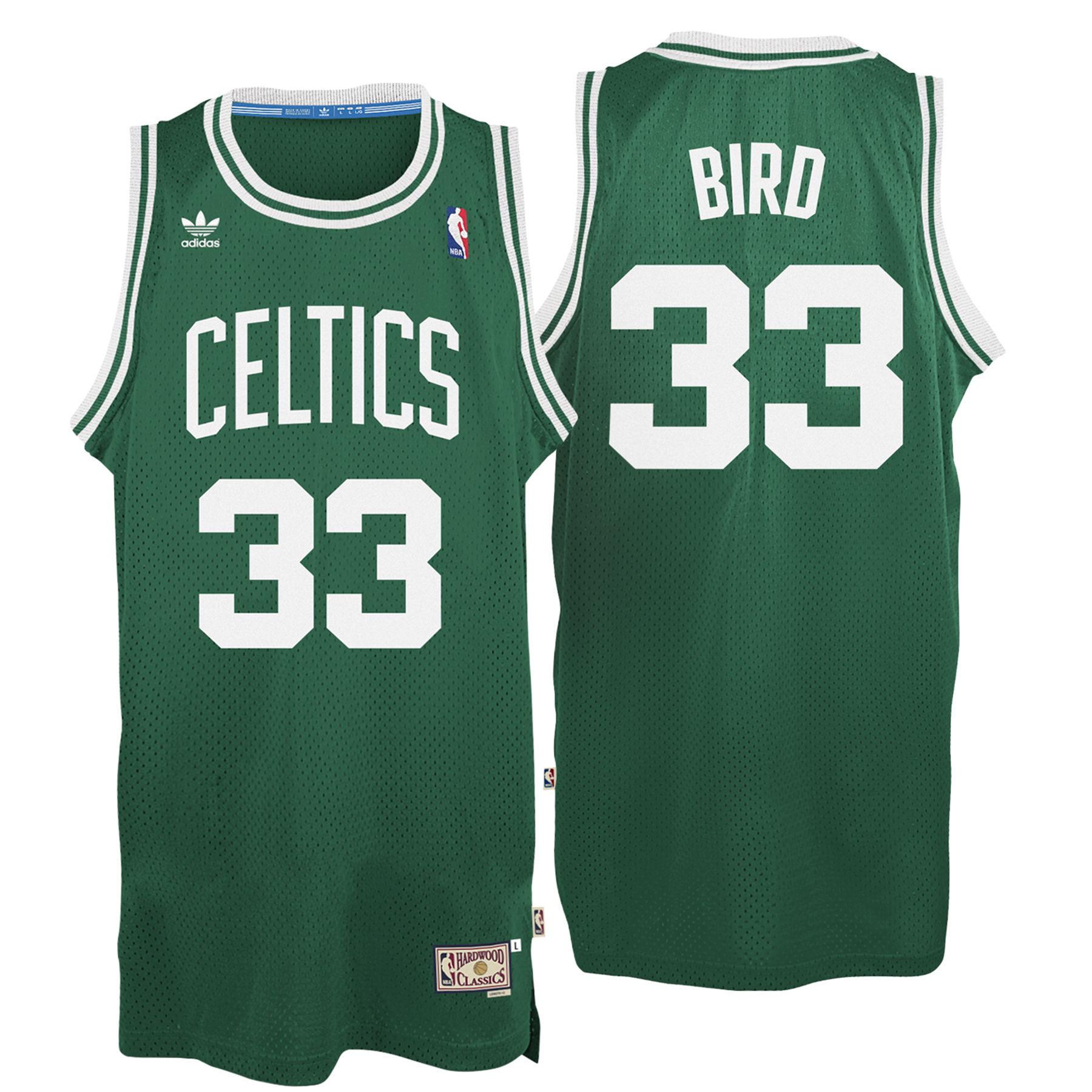 Boston Celtics Road Soul Swingman Jersey  Larry Bird  Mens