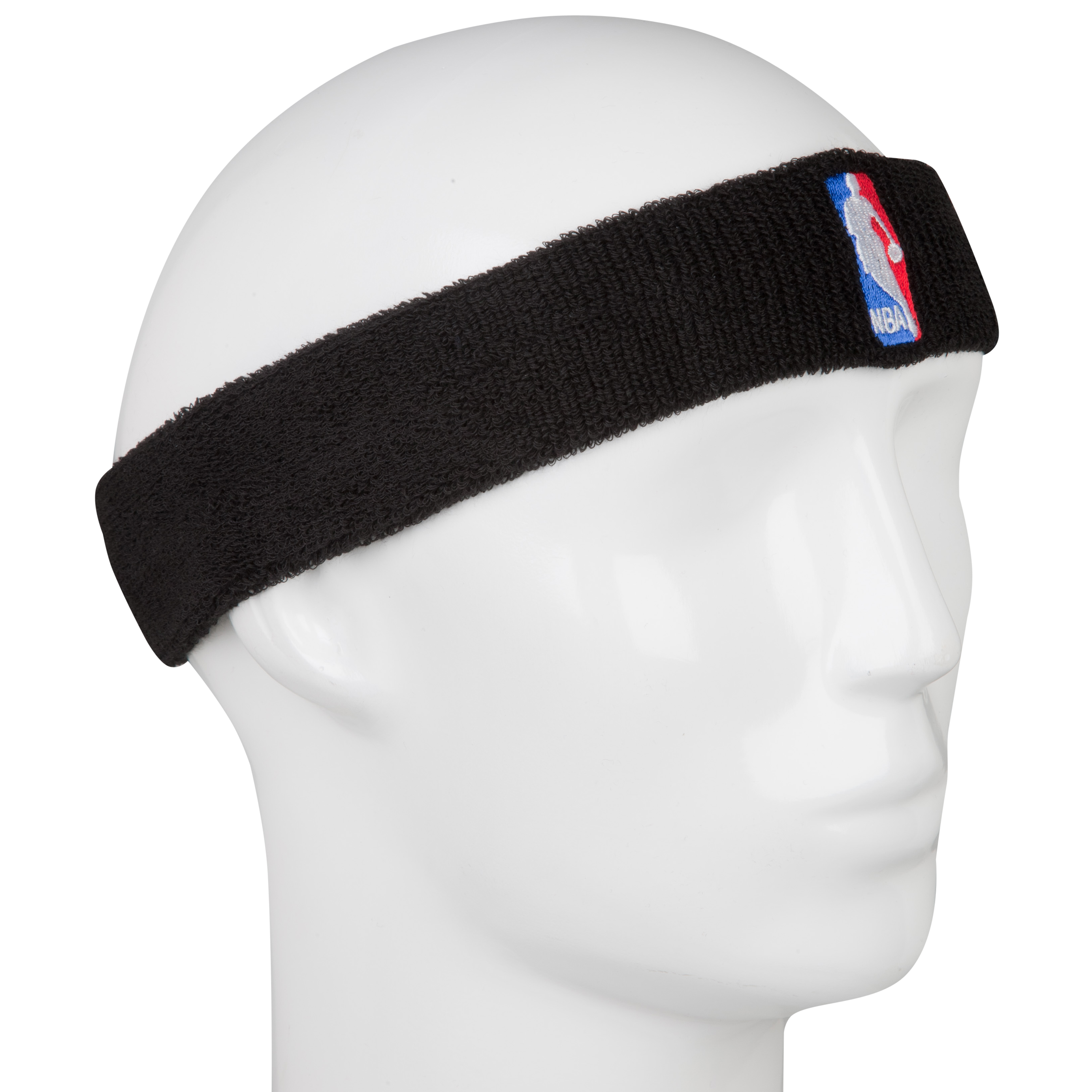 NBA Logoman Headband - Black