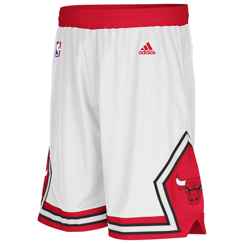 Chicago Bulls Home Swingman Shorts - Mens