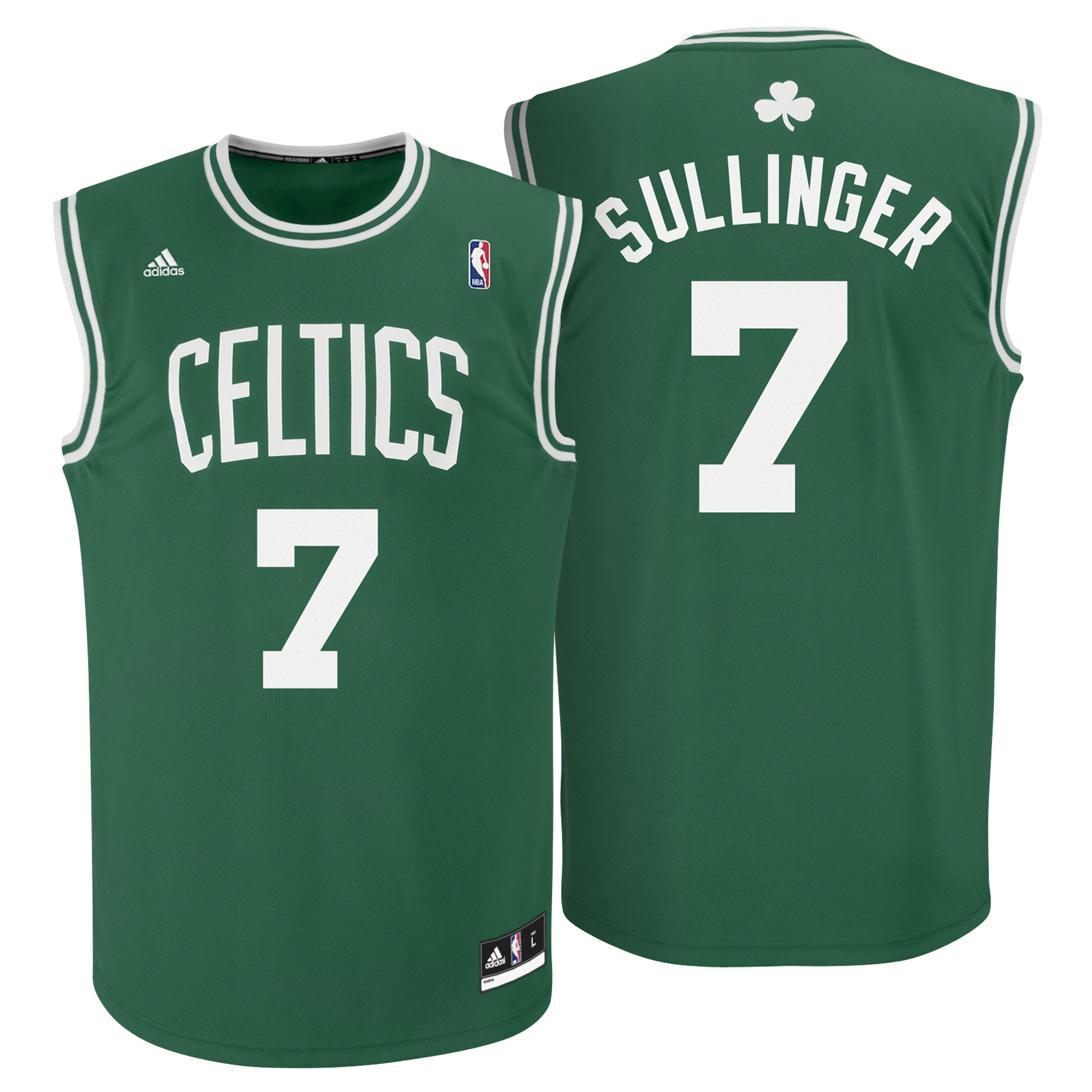 Boston Celtics Road Replica Jersey - Jared Sullinger - Mens