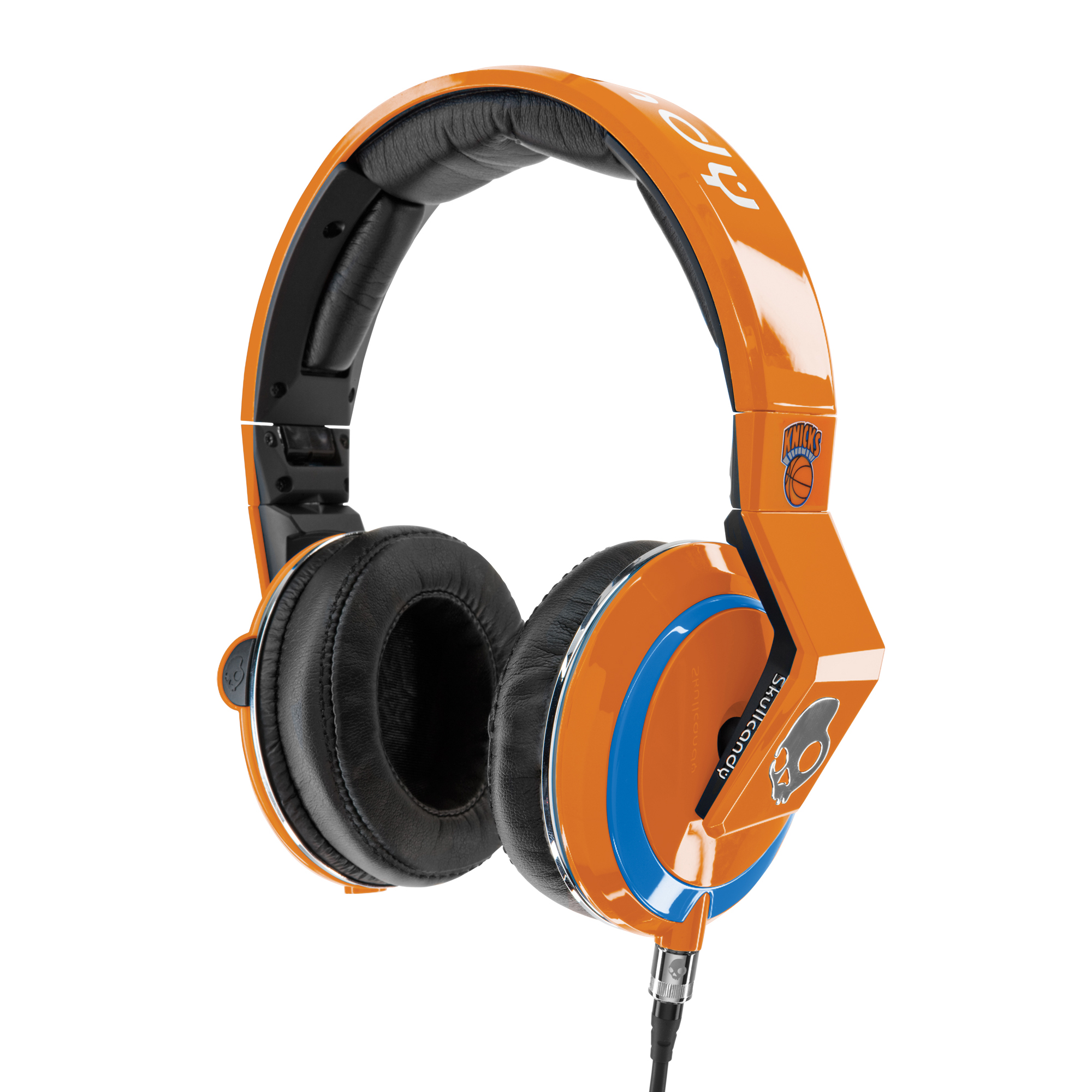New York Knicks Skullcandy MIX MASTER Headphones