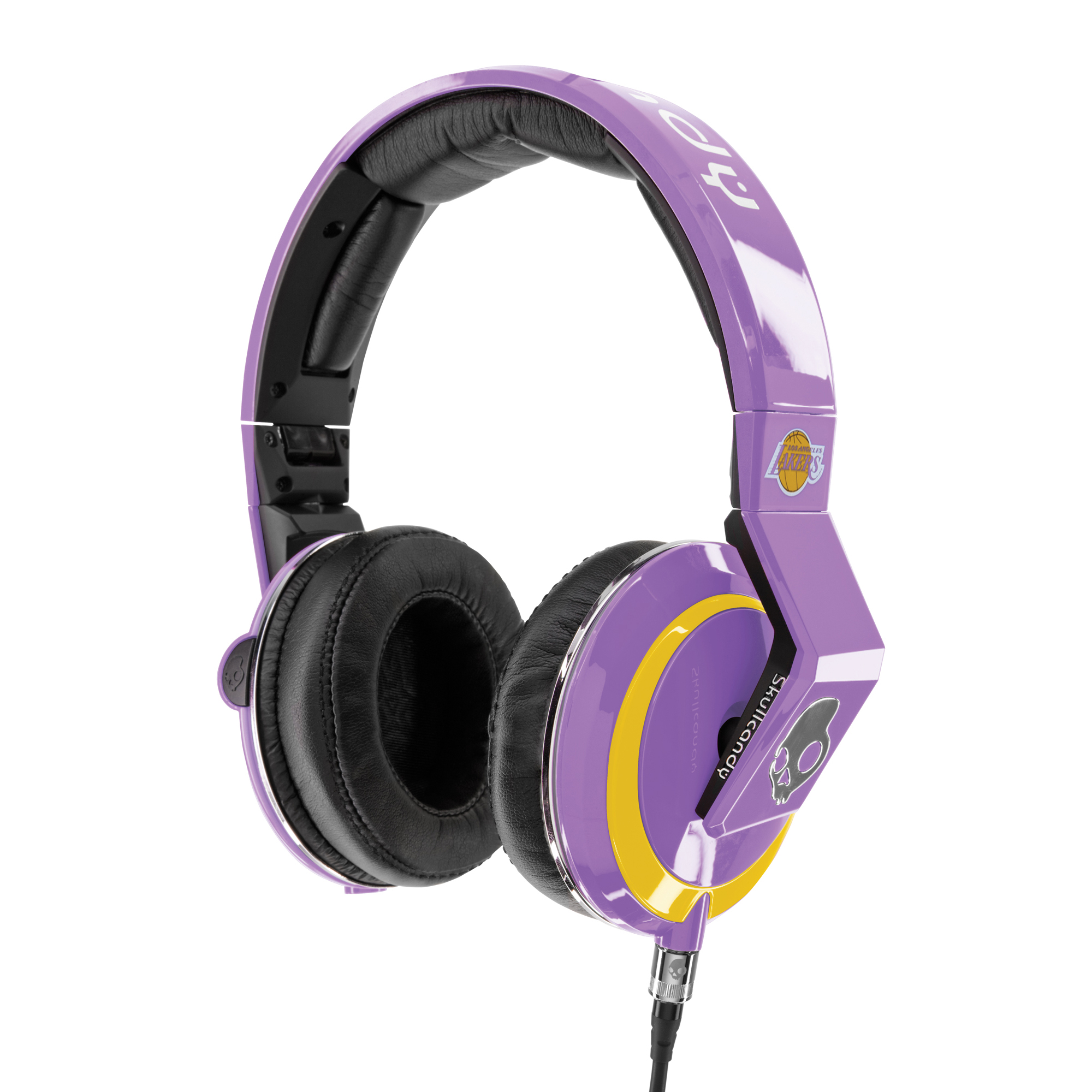 Los Angeles Lakers Skullcandy MIX MASTER Headphones
